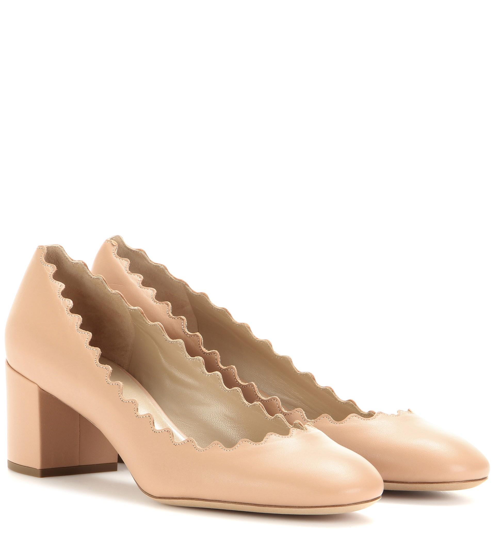 Lauren ankle strap pump - Nude & Neutrals Chlo�� wUSNn1aEmW