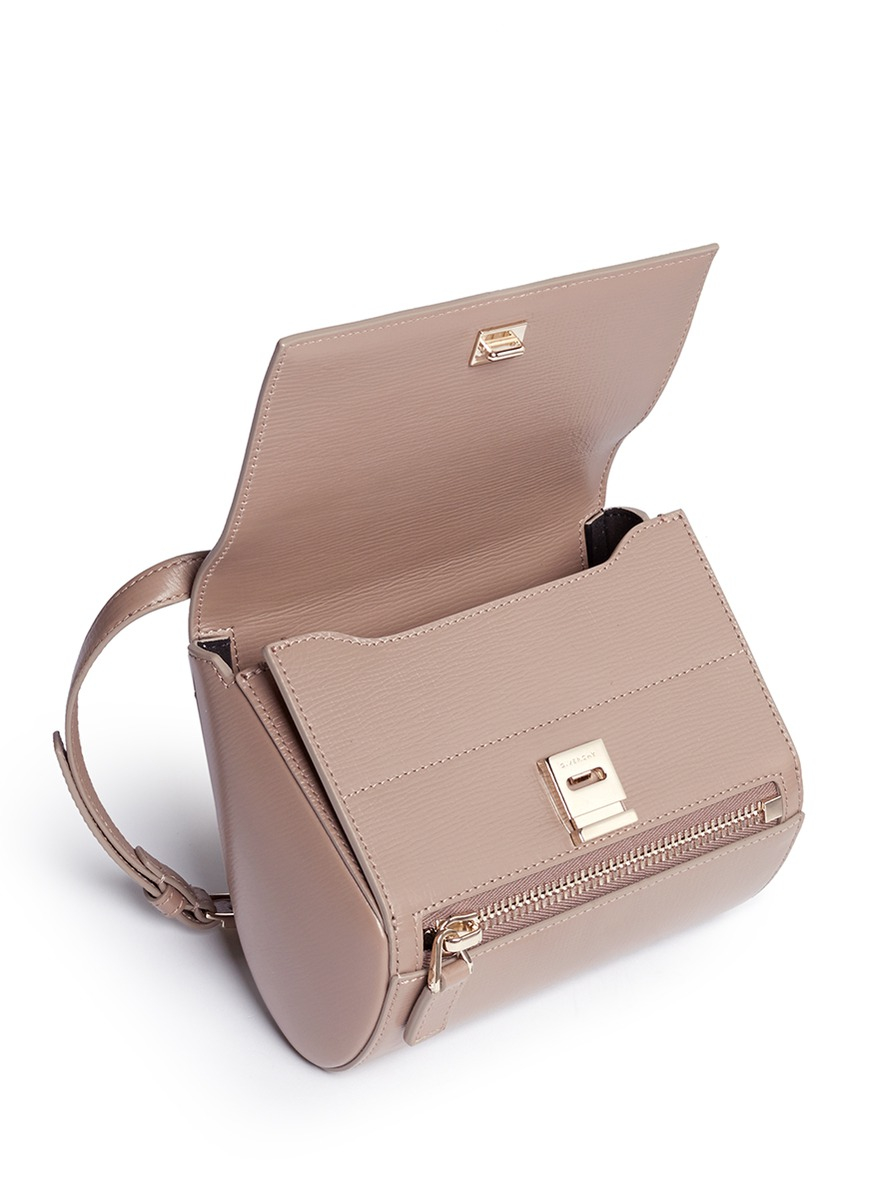 Gallery. Previously sold at  Lane Crawford · Women s Box Bags Women s Givenchy  Pandora 1e7479f977274