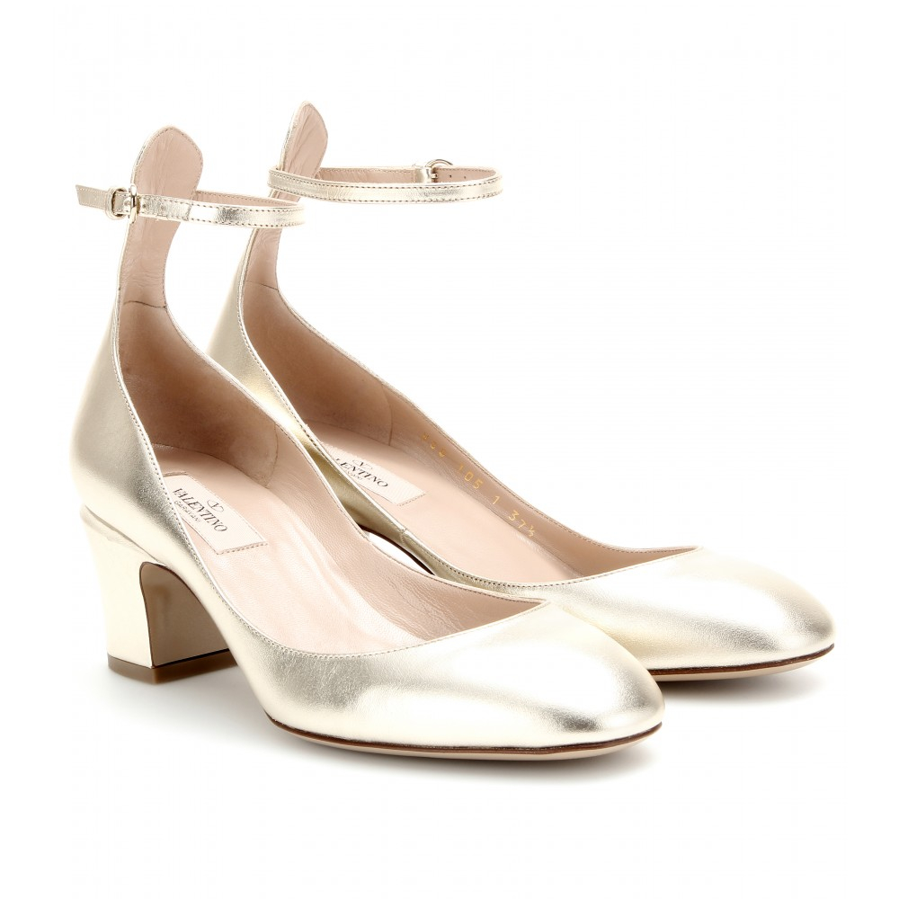 Tango Shoes Leather Sole