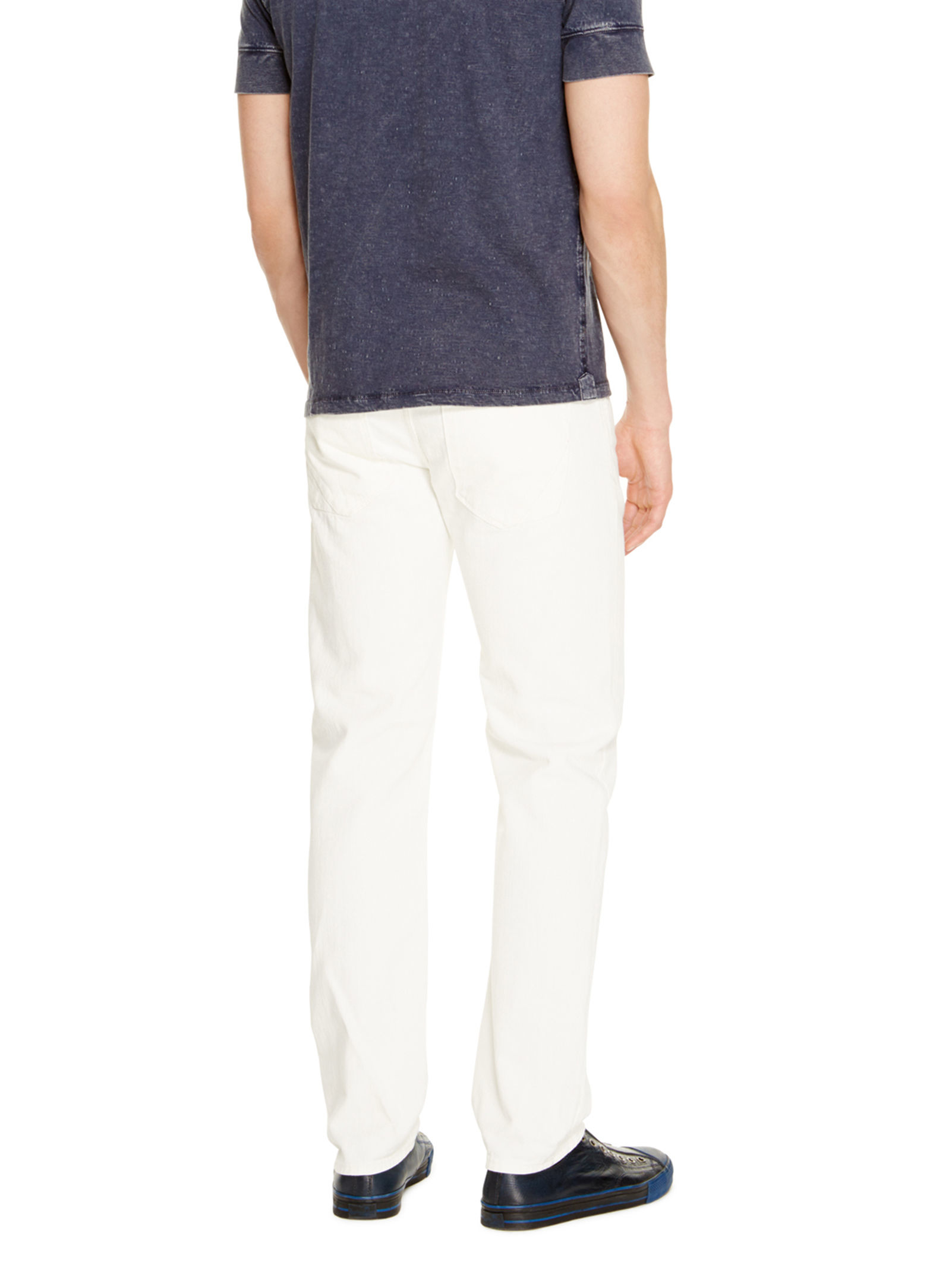 "Dkny Jeans Bleecker 32"", White Wash in White for Men 