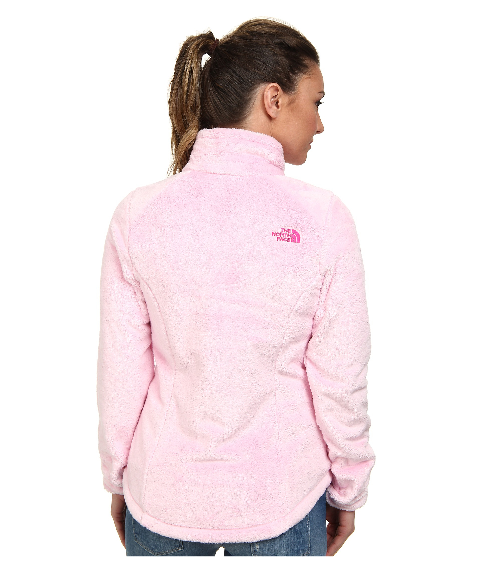 c0c59f170 The North Face Pink Osito 2 Jacket