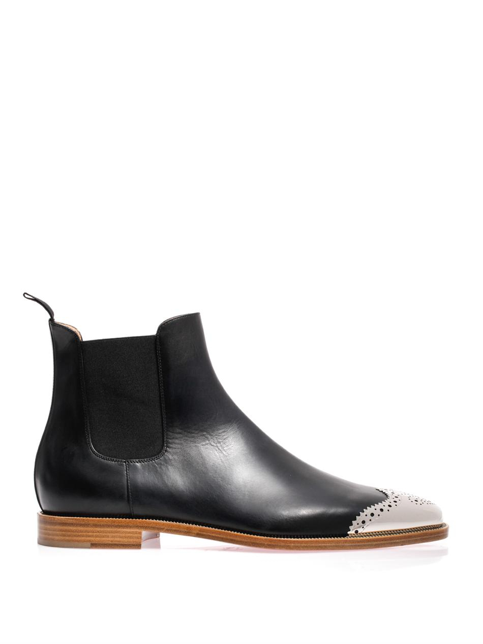 mens louboutin boots christian louboutin slippers