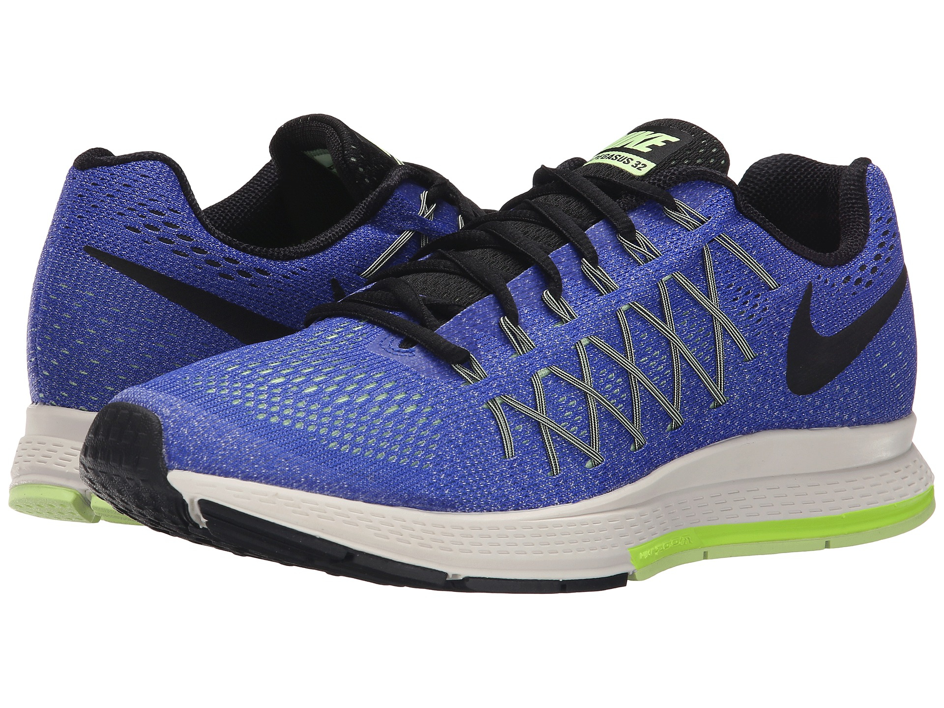 ... gallery. previously sold at zappos · mens nike pegasus; womens nike  zoom pegasus 32 purple gold ...