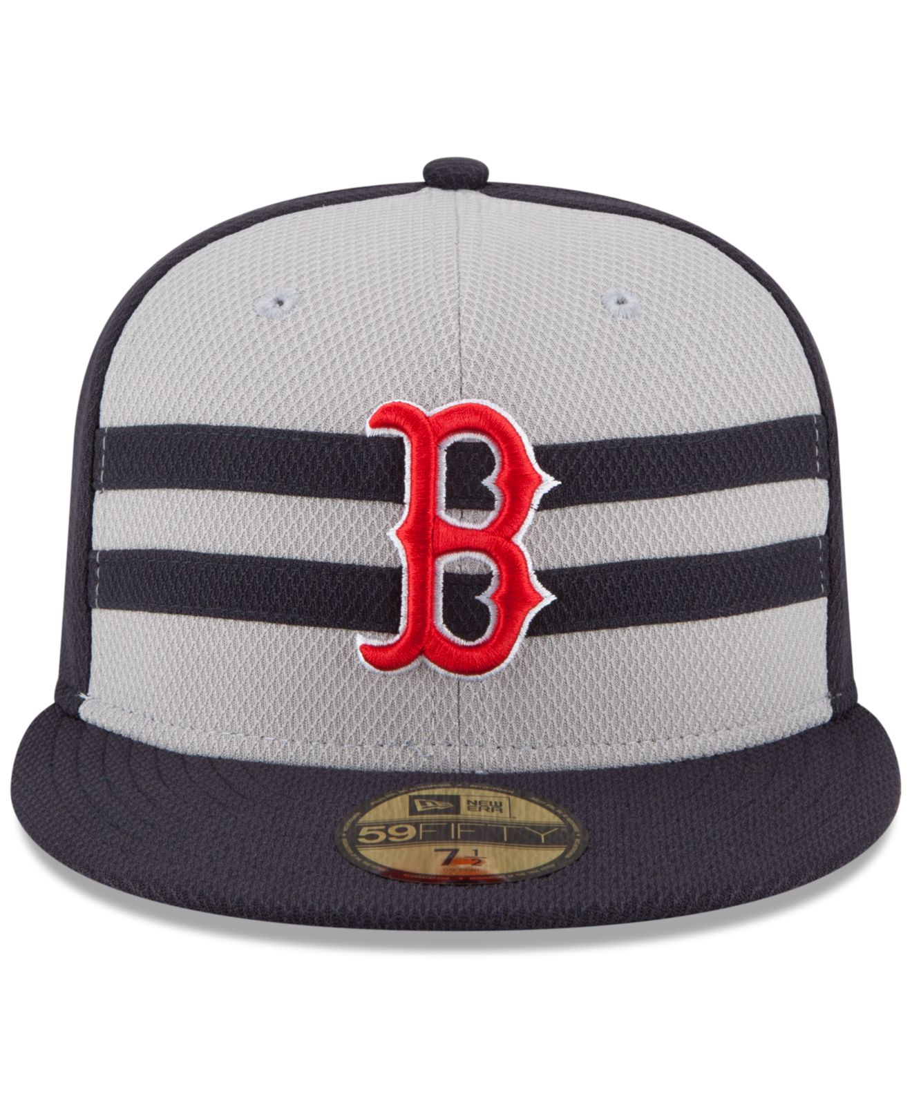 dcecb42377d ... new zealand lyst ktz boston red sox 2015 all star game 59fifty cap in  gray for