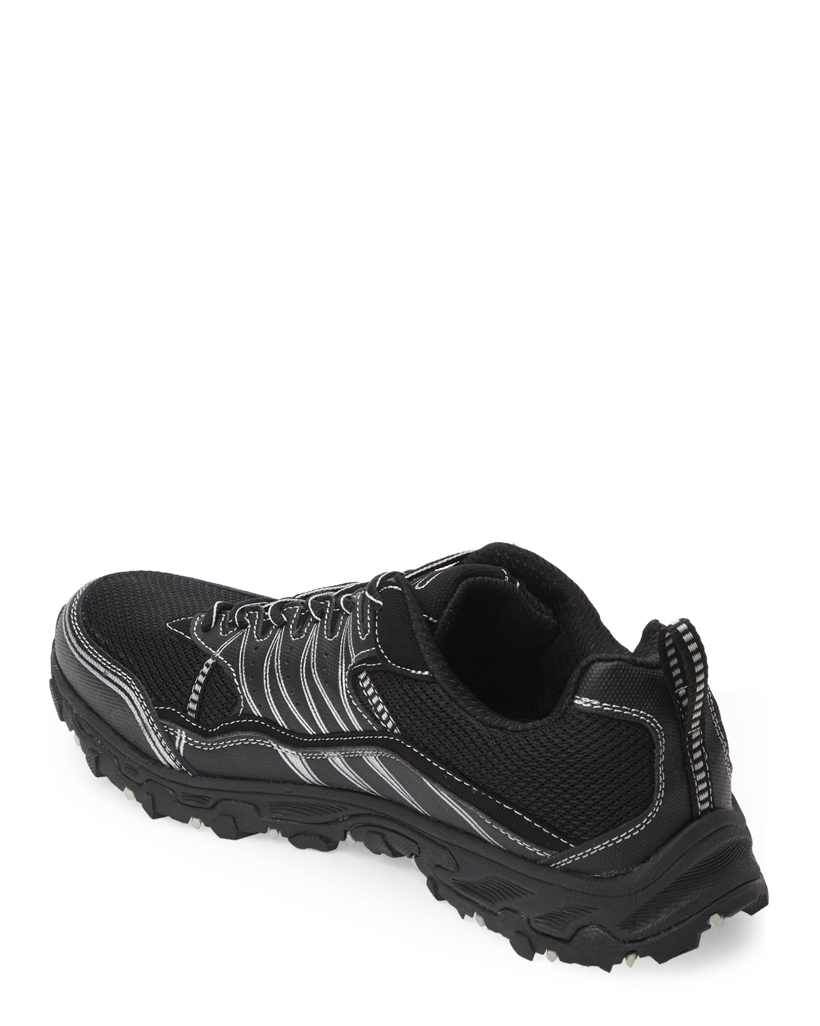 Black Lyst Fila Terrain All Sneakers Running Tractile Silver In Amp; bfY67Igvy
