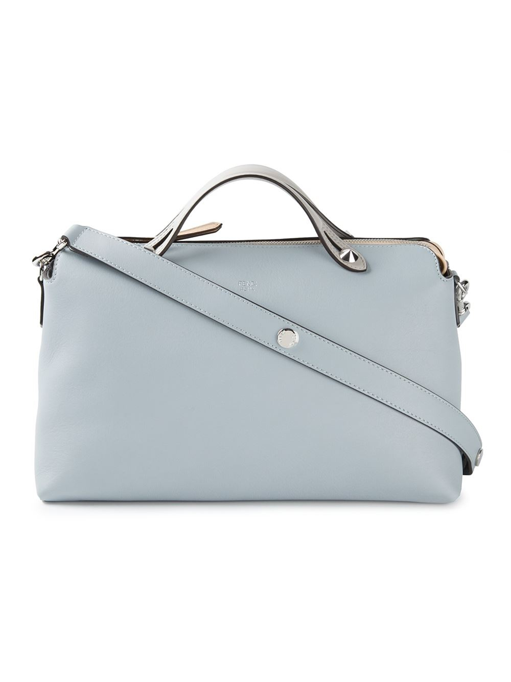 530265000448 Lyst - Fendi  By The Way  Tote in Blue