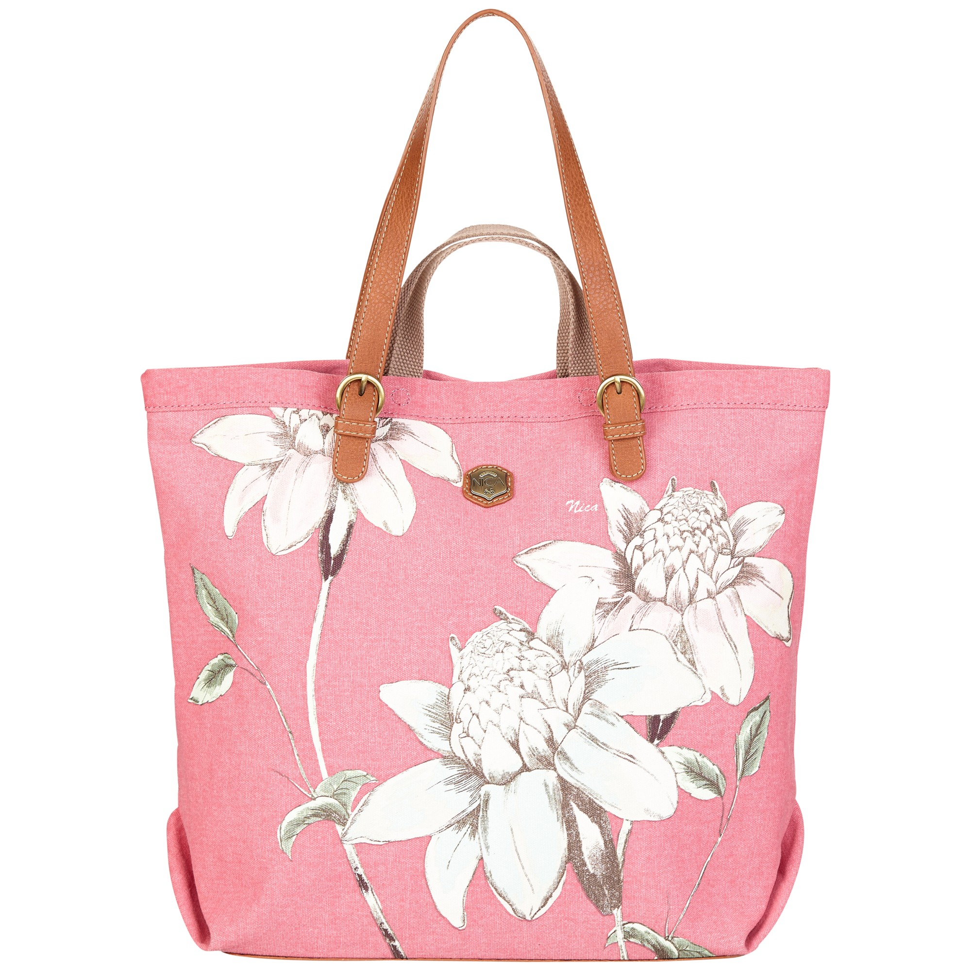 Nica Sheila Tote Bag in Rose (Pink)
