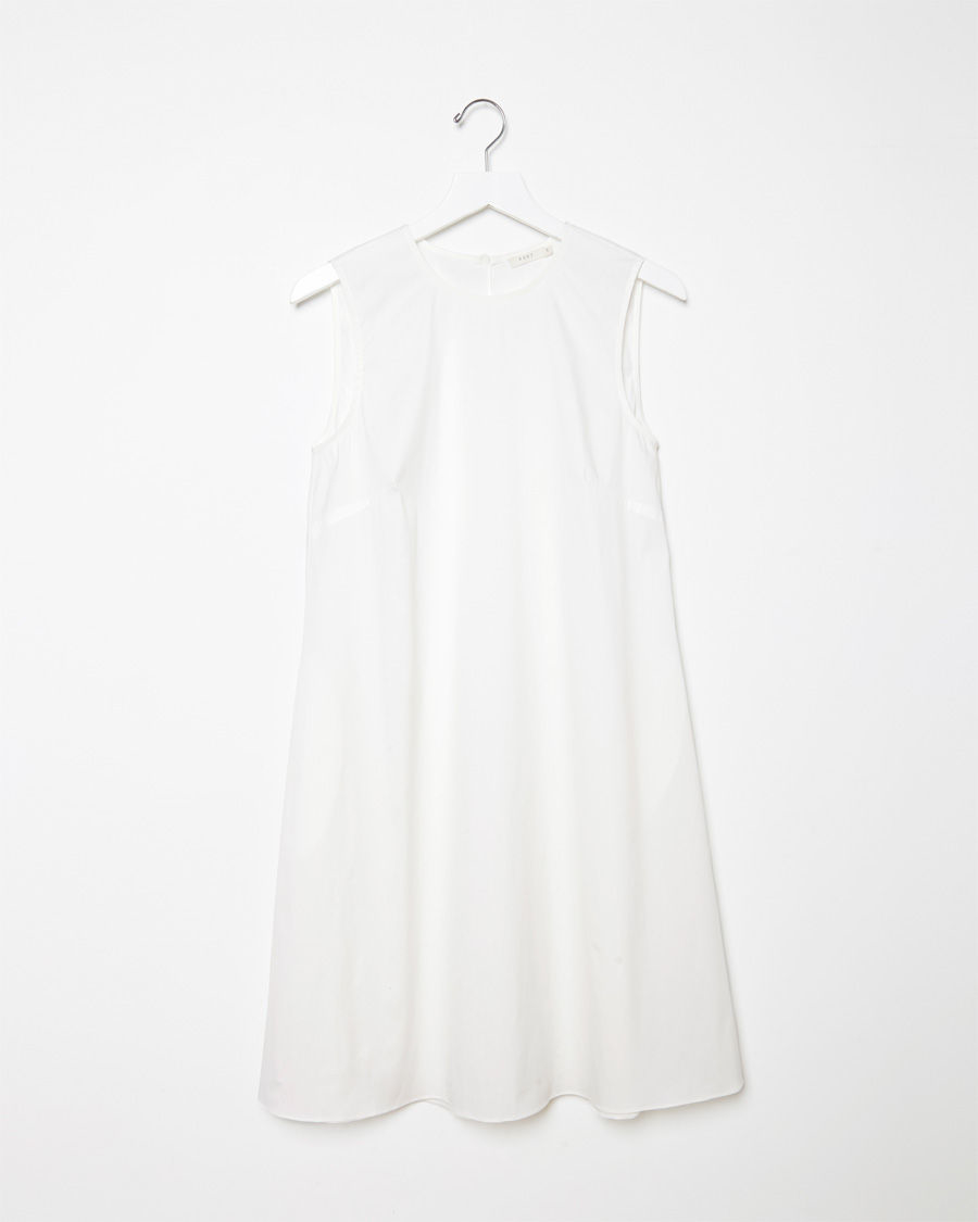 Gallery  sc 1 st  Lyst & Lyst - 6397 Cotton Tent Dress in White