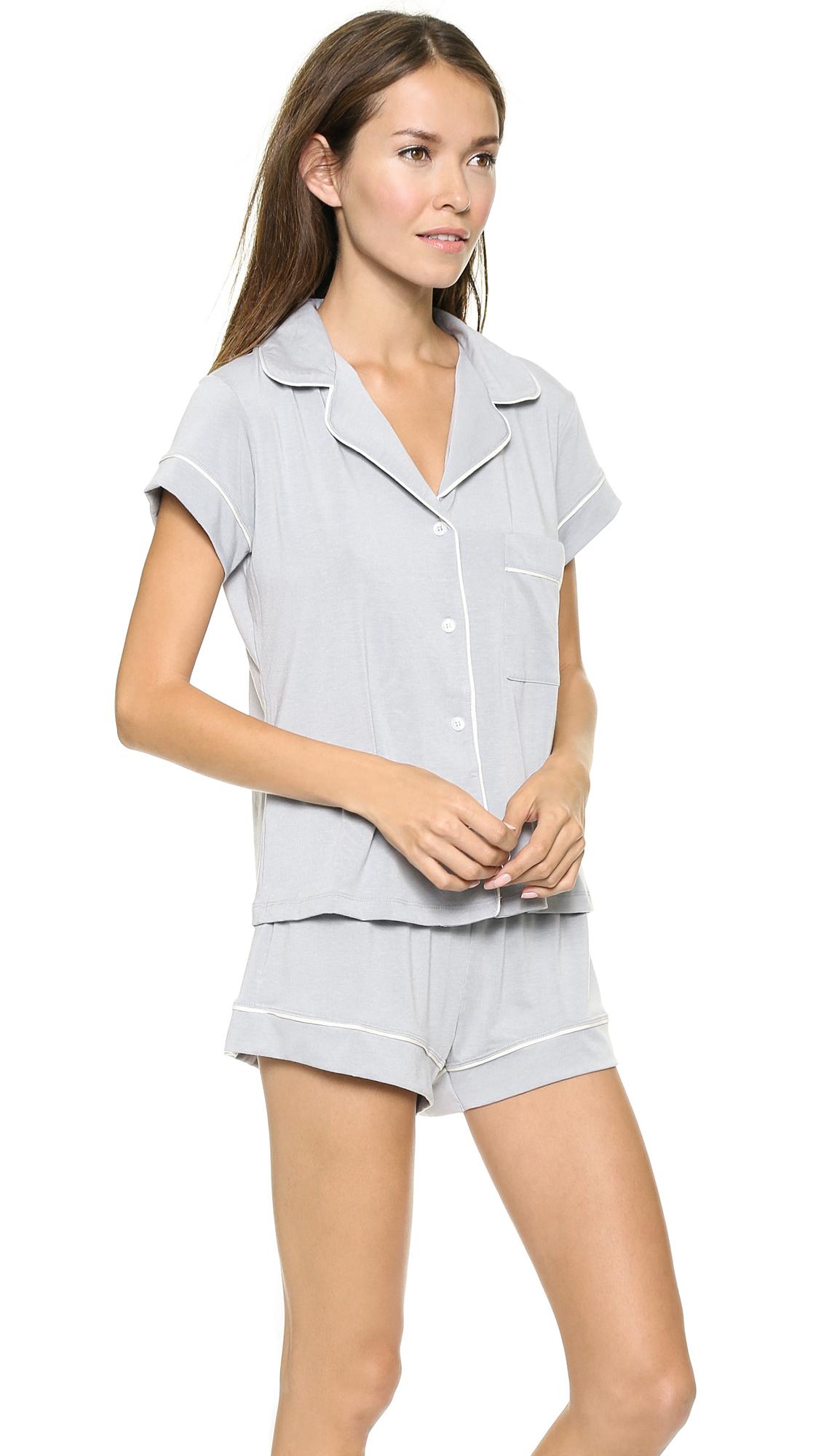 Eberjey Women/'s Gisele Short Pajama Set