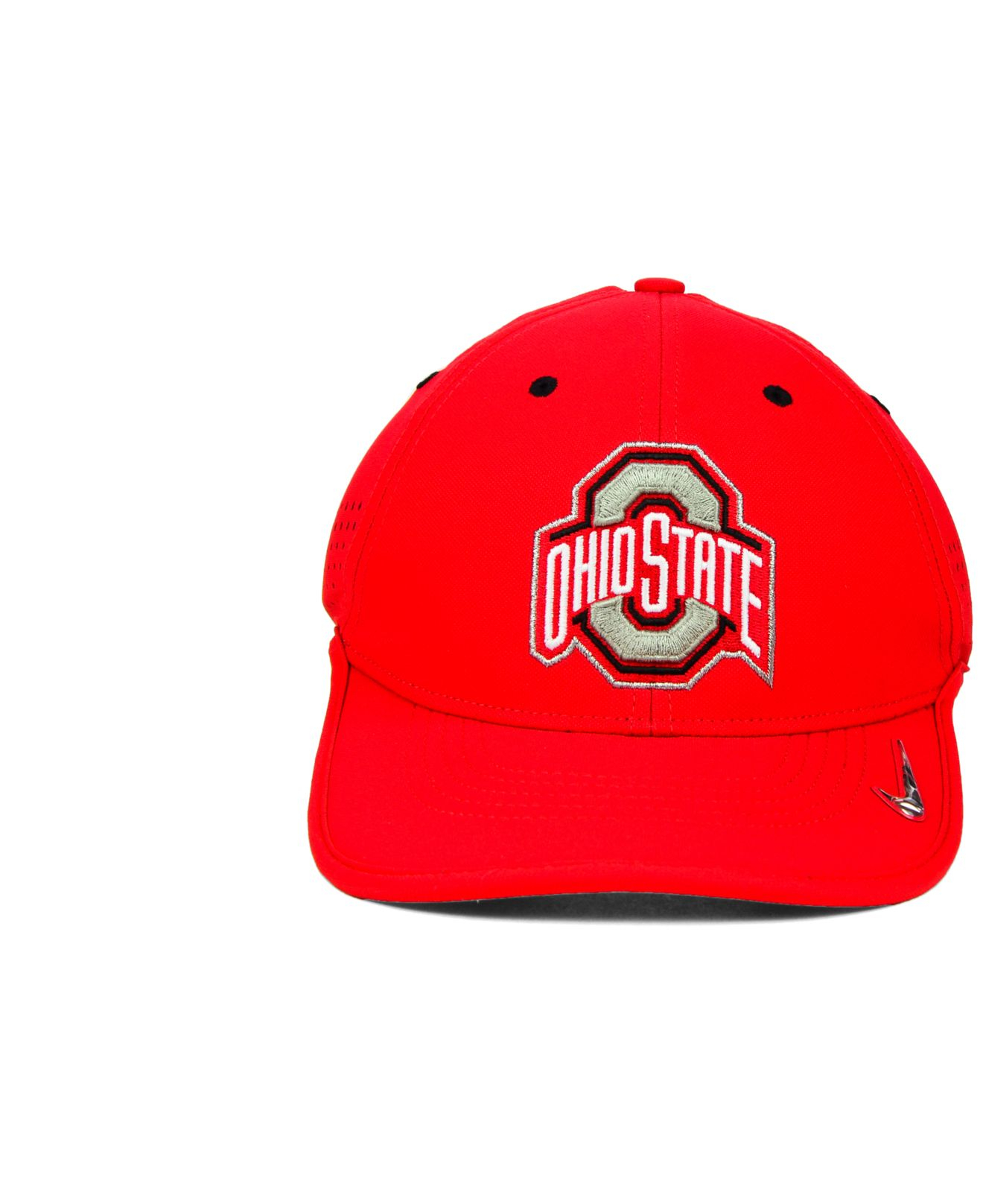 f37205ada0664 Lyst - Nike Ohio State Buckeyes Coaches Dri-fit Cap in Red for Men