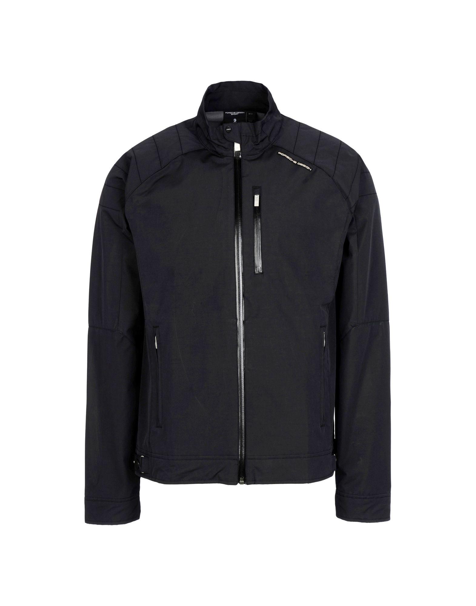 Lyst Porsche Design Jacket In Black For Men