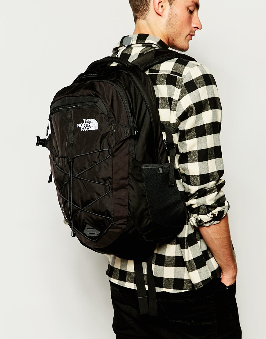 The North Face Borealis Backpack In Black For Men Lyst