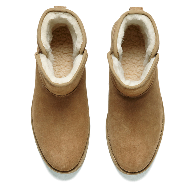 c6dac5cfc16 UGG Purple Women's Cory Slim Mini Sheepskin Boots