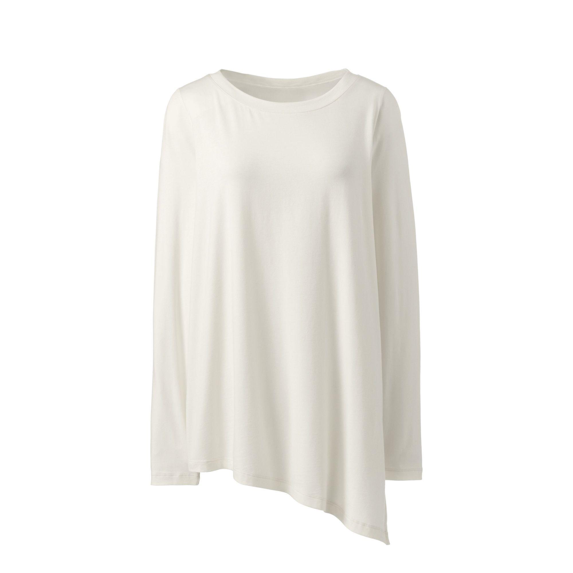 Womens Petite Cotton Modal Sleep Vest - 10 -12 - Grey Lands End Fast Shipping b0FYjw4yt