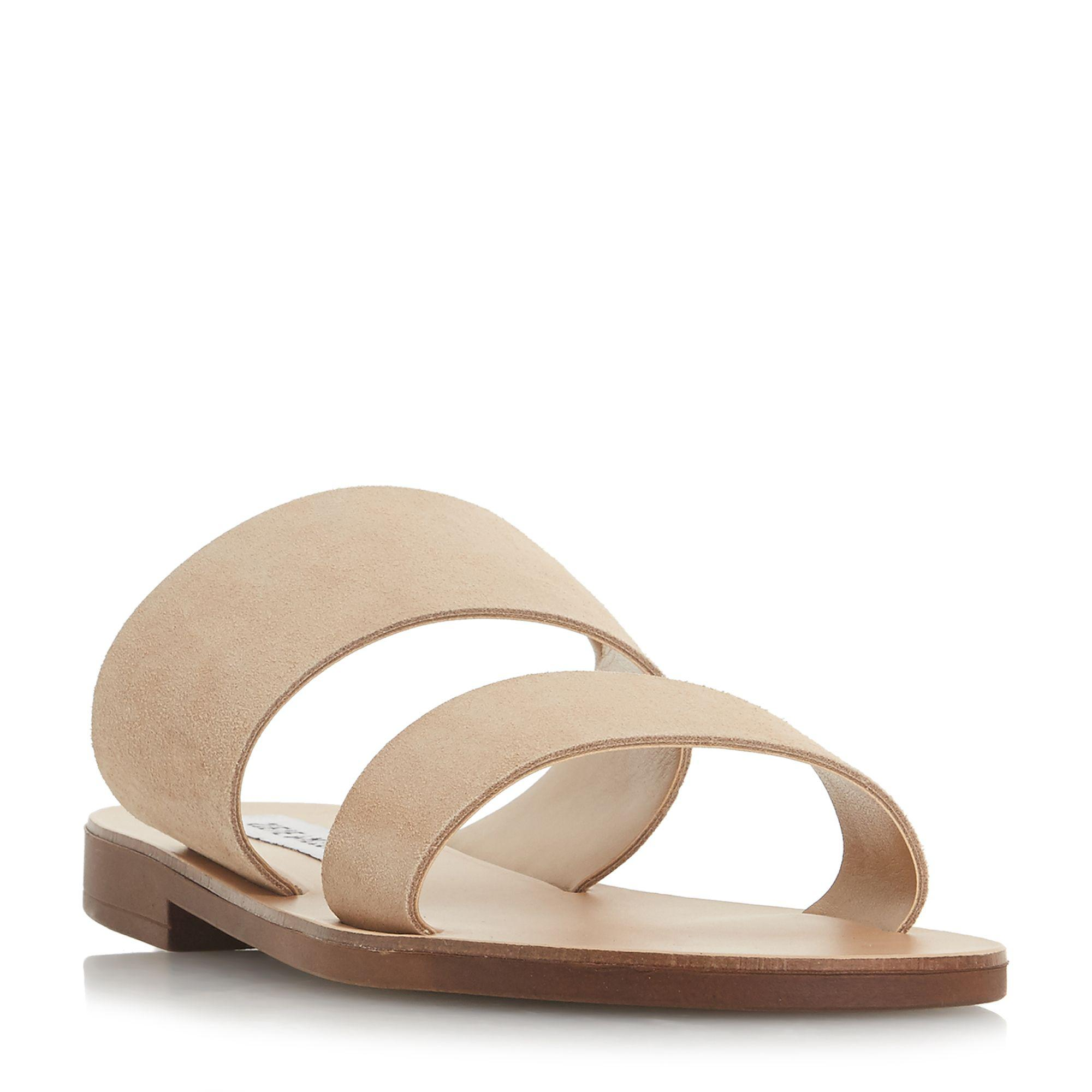 buy cheap really Taupe suede 'Native' mule sandals cheap sale the cheapest 8OXoZx