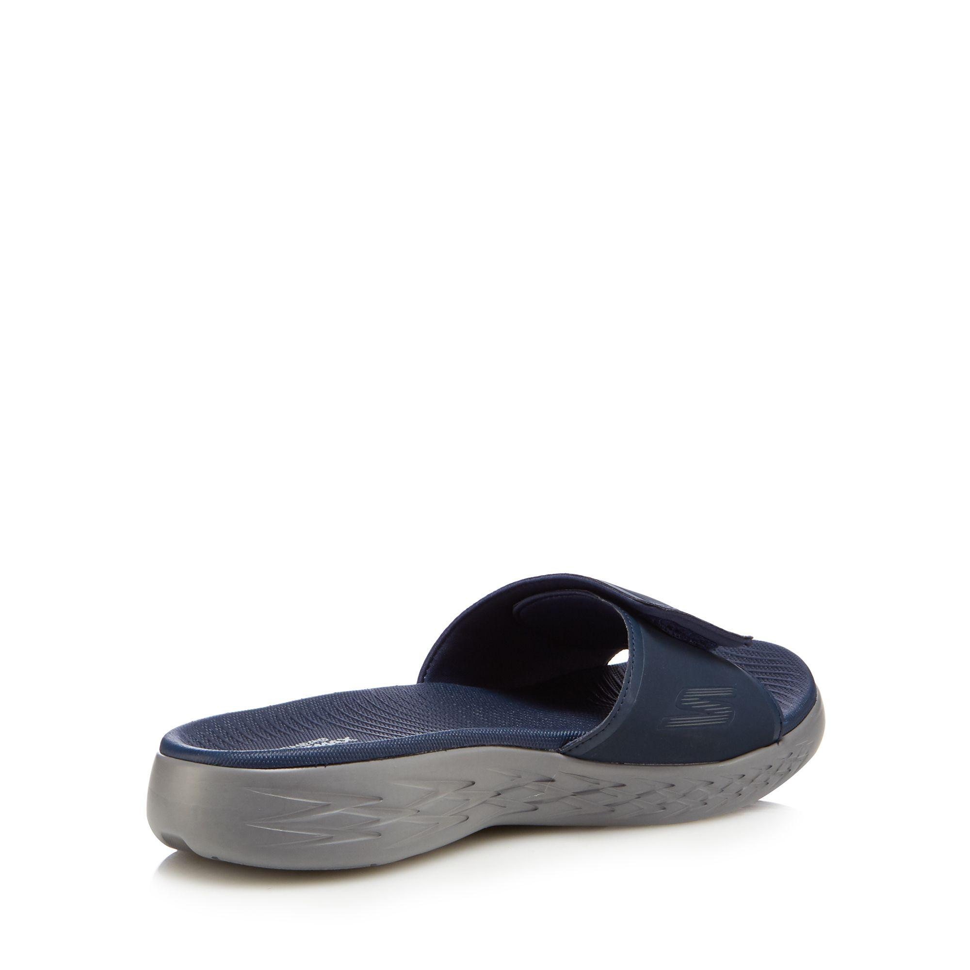 Navy 'Vancouver II' sliders outlet locations online discount 100% original 4n60A1