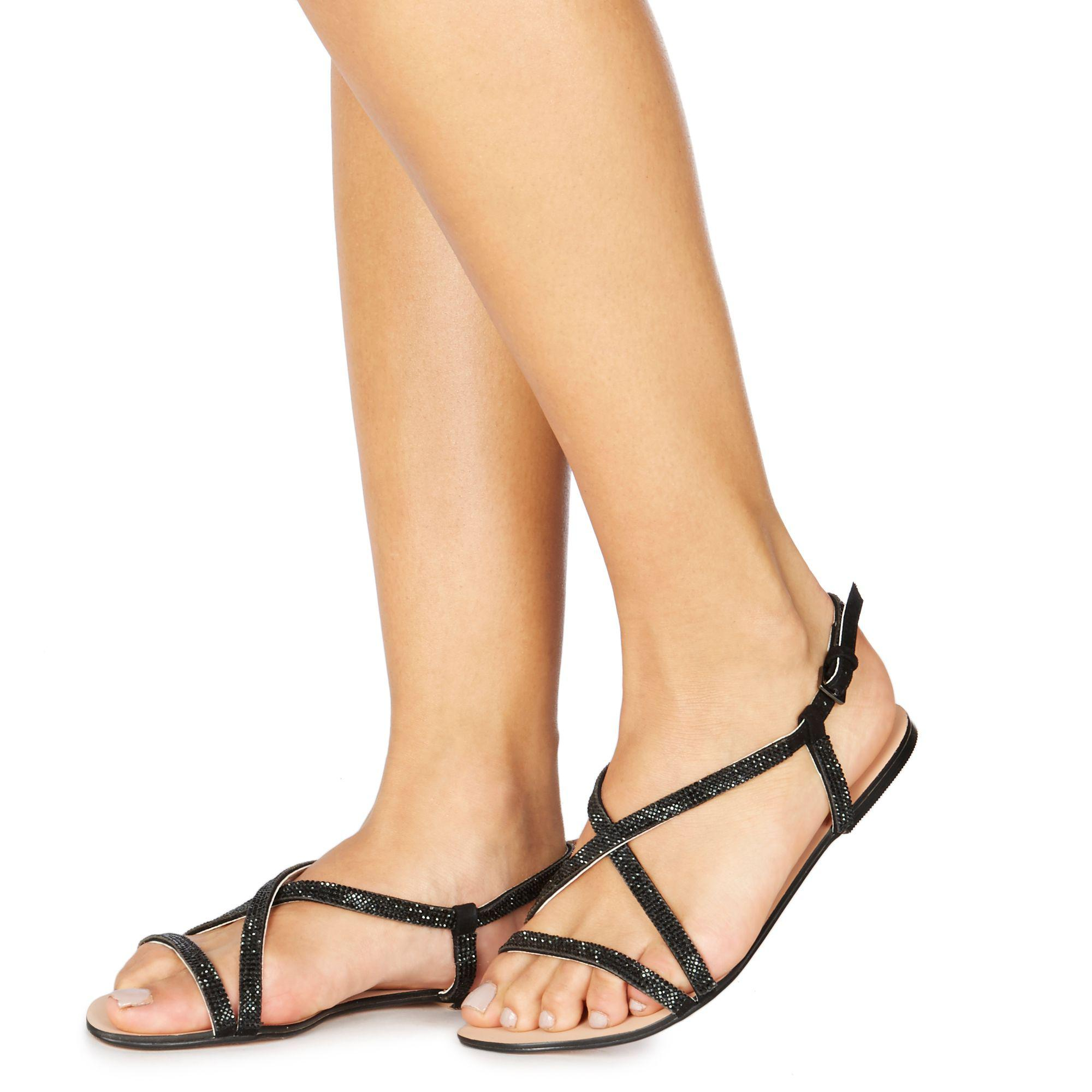 Faith Wide Fit WIDE FIT JEATON - Sandals - rose