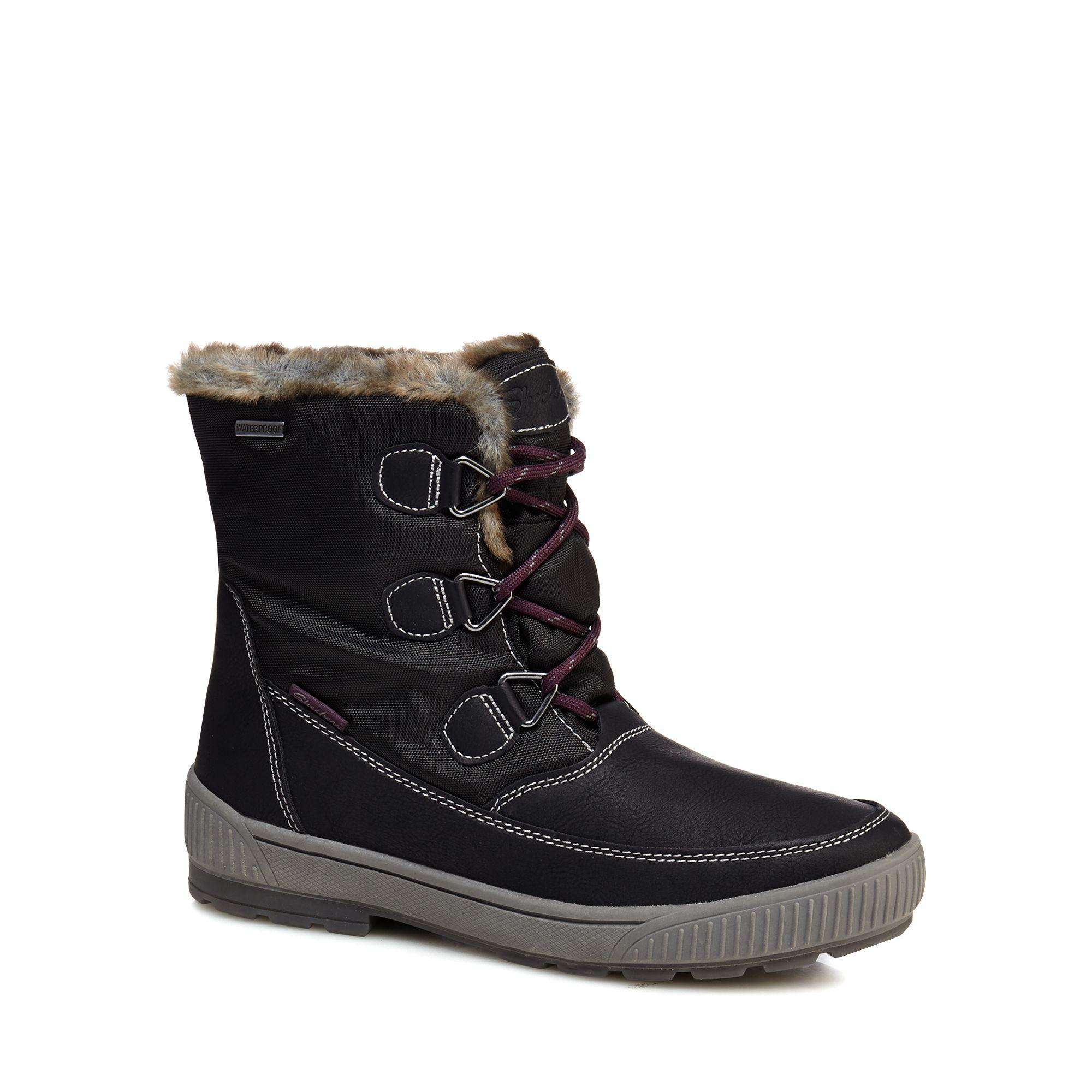 Tamaris 112540529001 women's Snow boots in Free Shipping Brand New Unisex Real 13Rfg