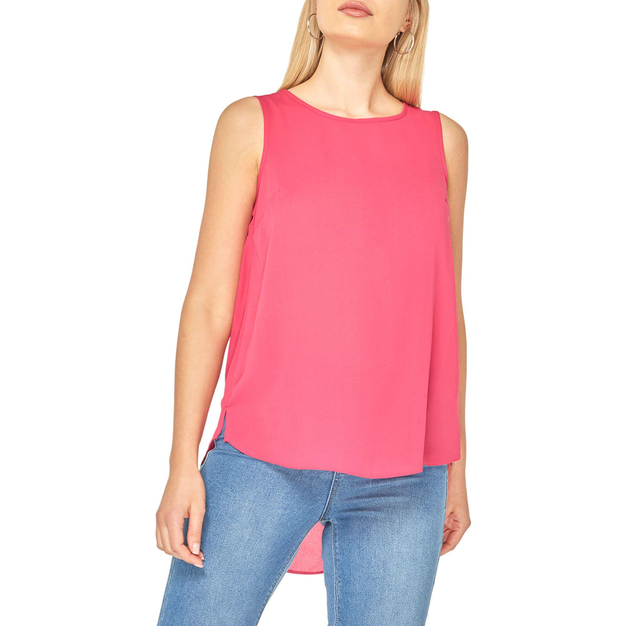 Pre Order Cheap Online Dorothy Perkins Womens Fushia Sleeveless Top- Good Selling Clearance Pictures Free Shipping Largest Supplier VmHMswXua7