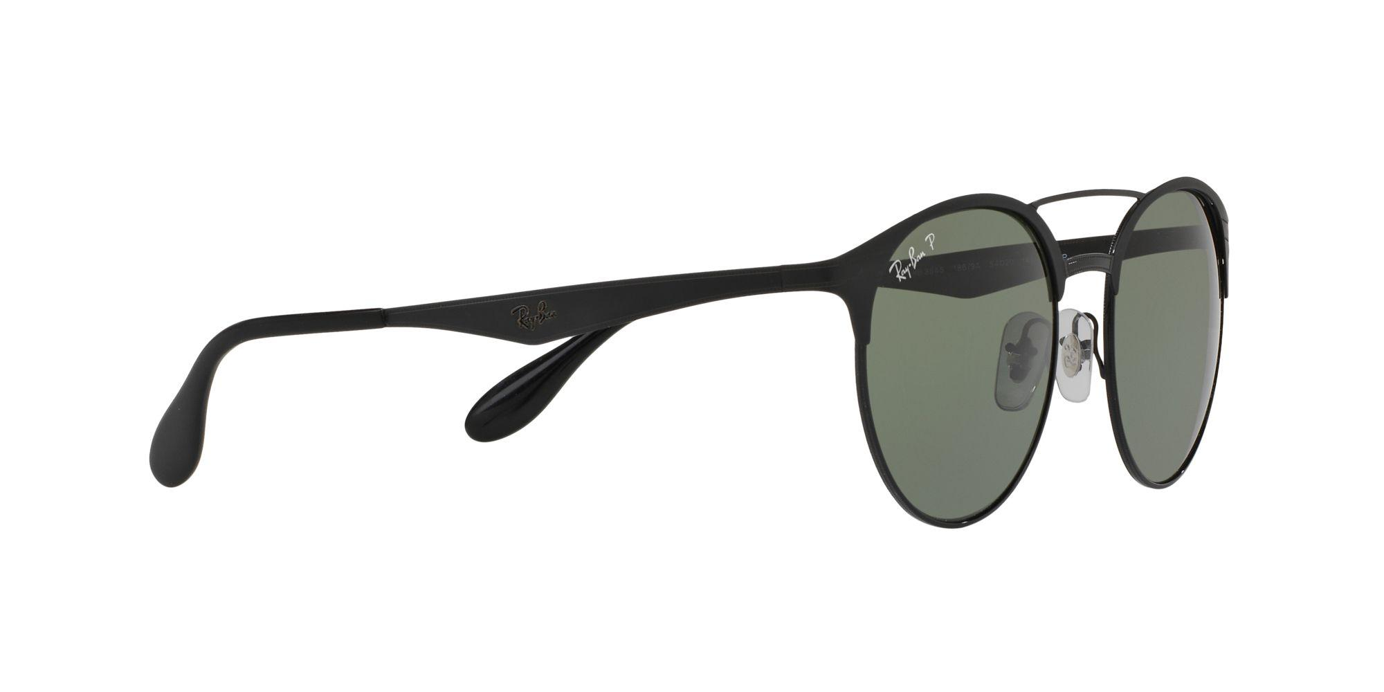 Ray-Ban Matte Phantos Rb3545 Sunglasses in Black for Men