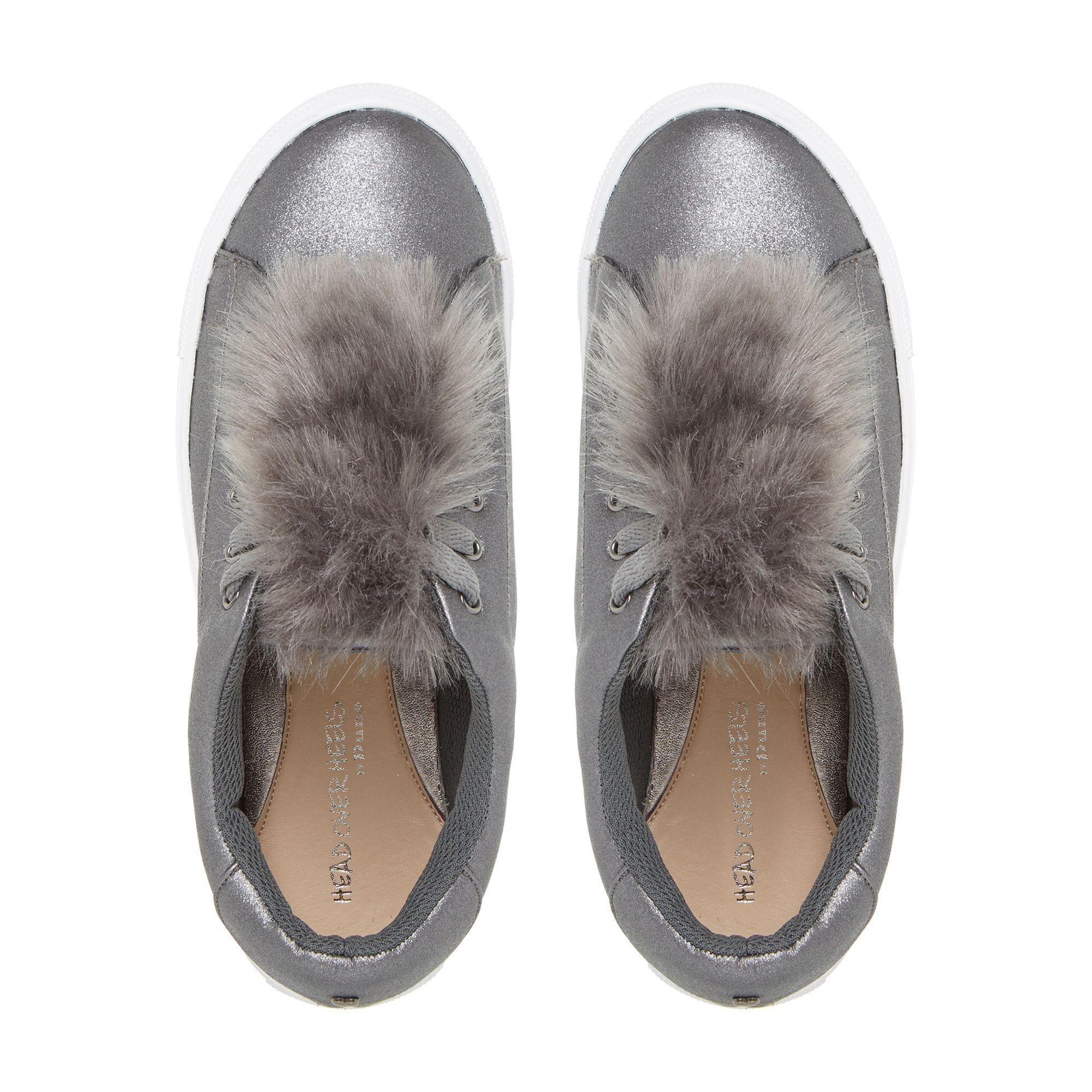 ac635645721 Gallery. Previously sold at  Debenhams · Women s Pom Pom Shoes ...