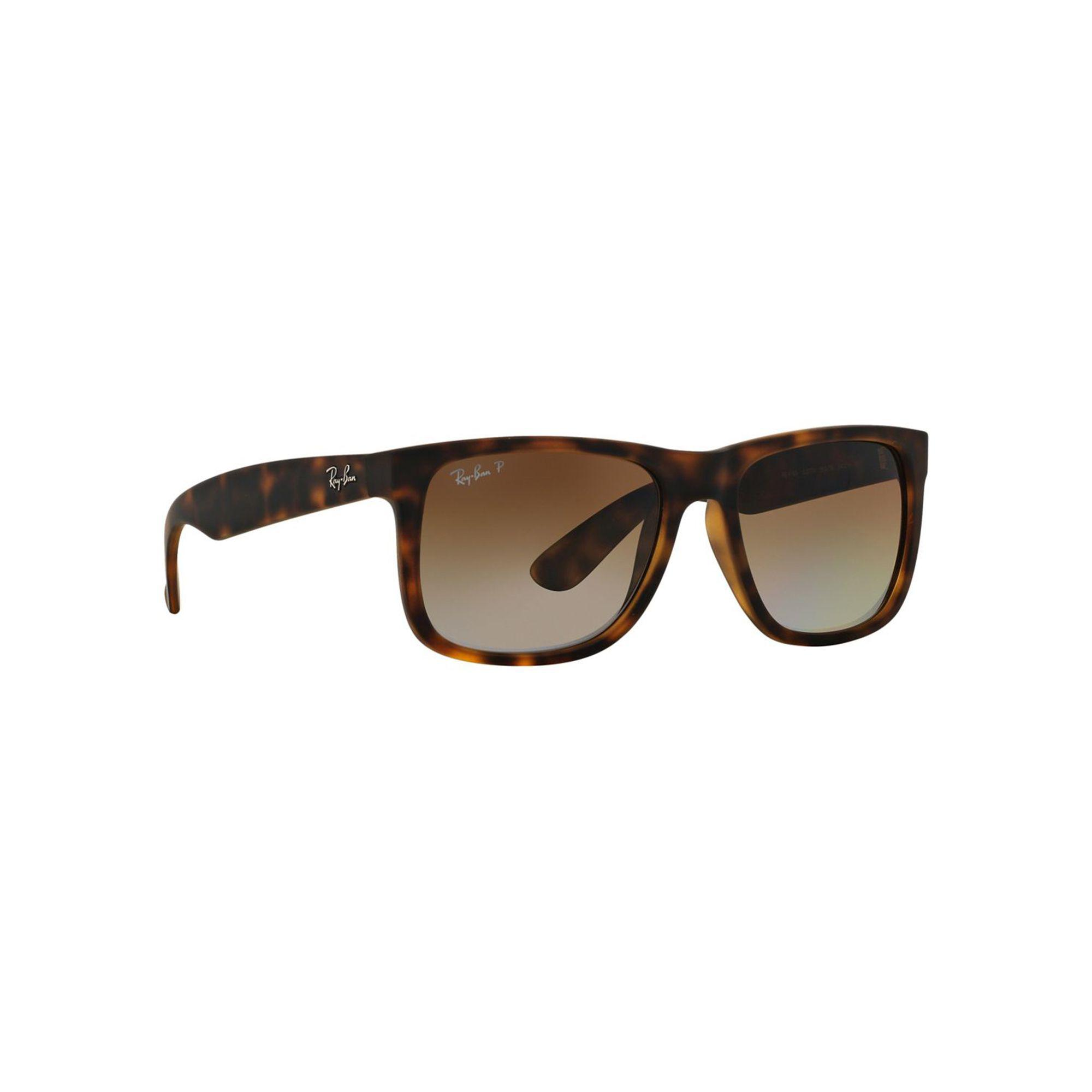 6d3d20d5f2 Ray-Ban Brown  justin  Rb4165 Sunglasses in Brown for Men - Lyst