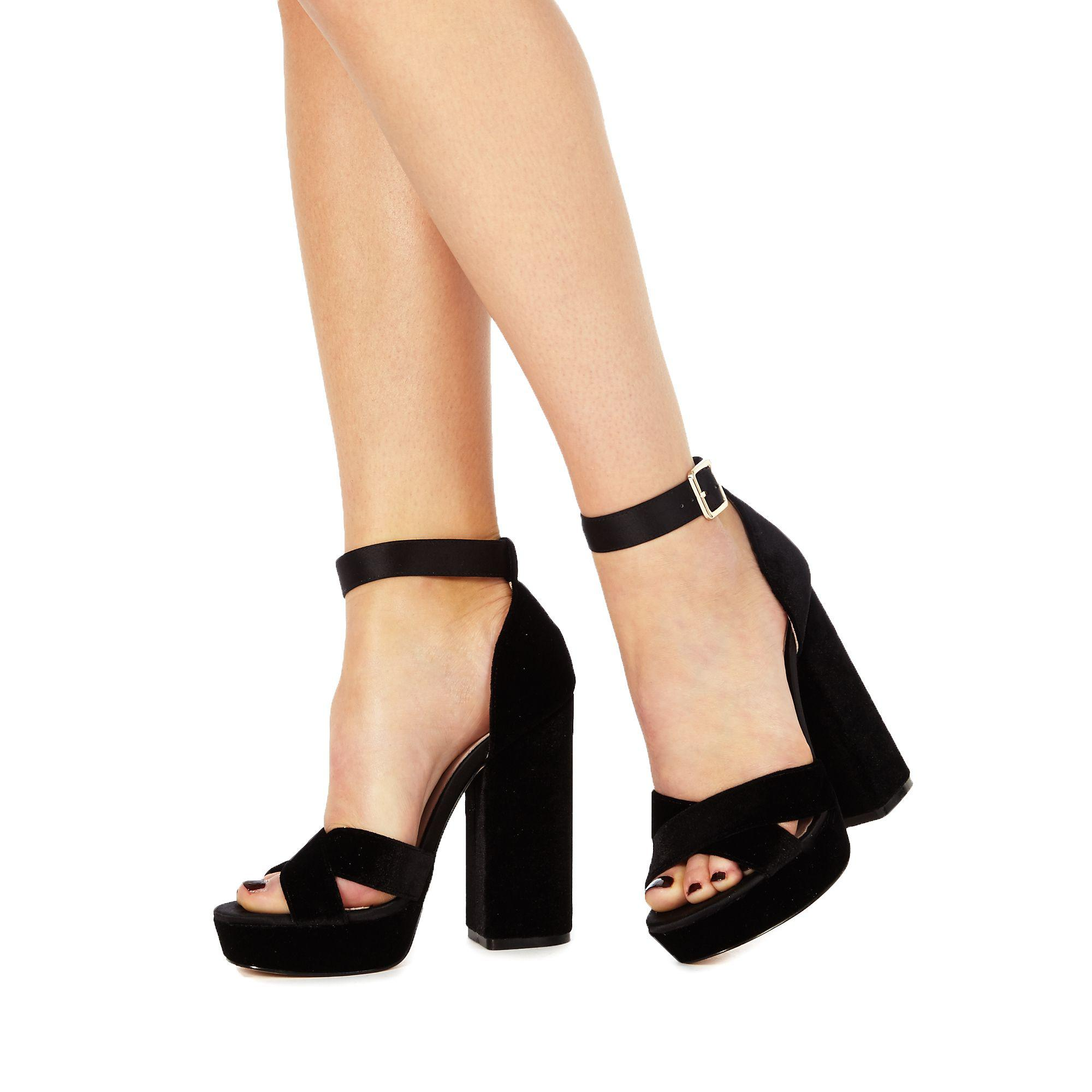 e6b95ea678d8 Gallery. Previously sold at  Debenhams · Women s Gucci Unia Women s Strappy  Heels ...