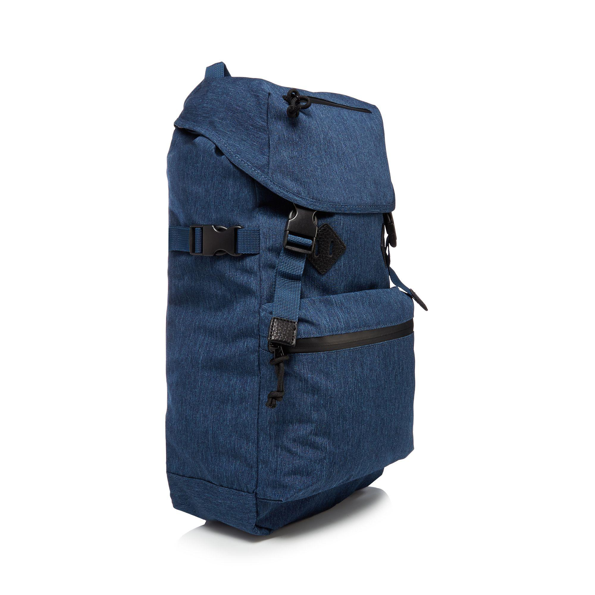 Red Herring Blue 'urban Trek' Backpack for Men