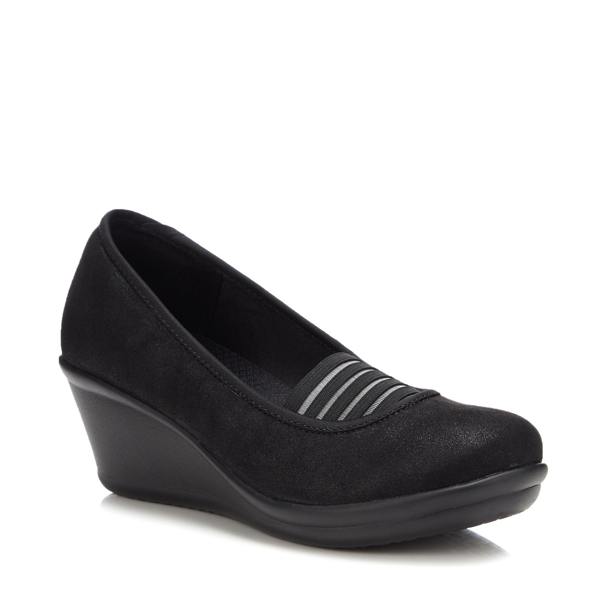 new york new york premium selection 'rumblers Star Loving' Wedge Heel Court Shoes