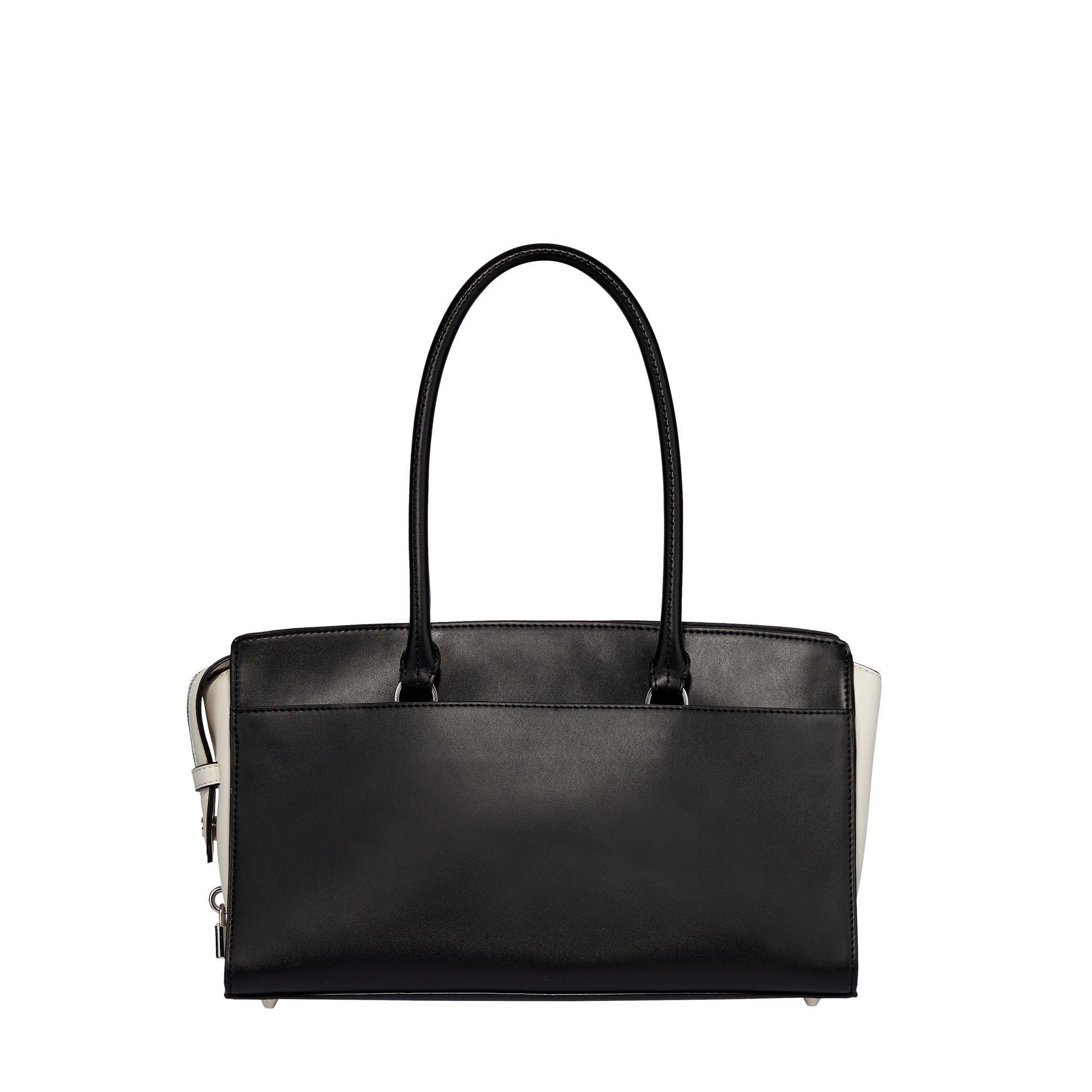 Fiorelli Mono Print Tote Bag in Black