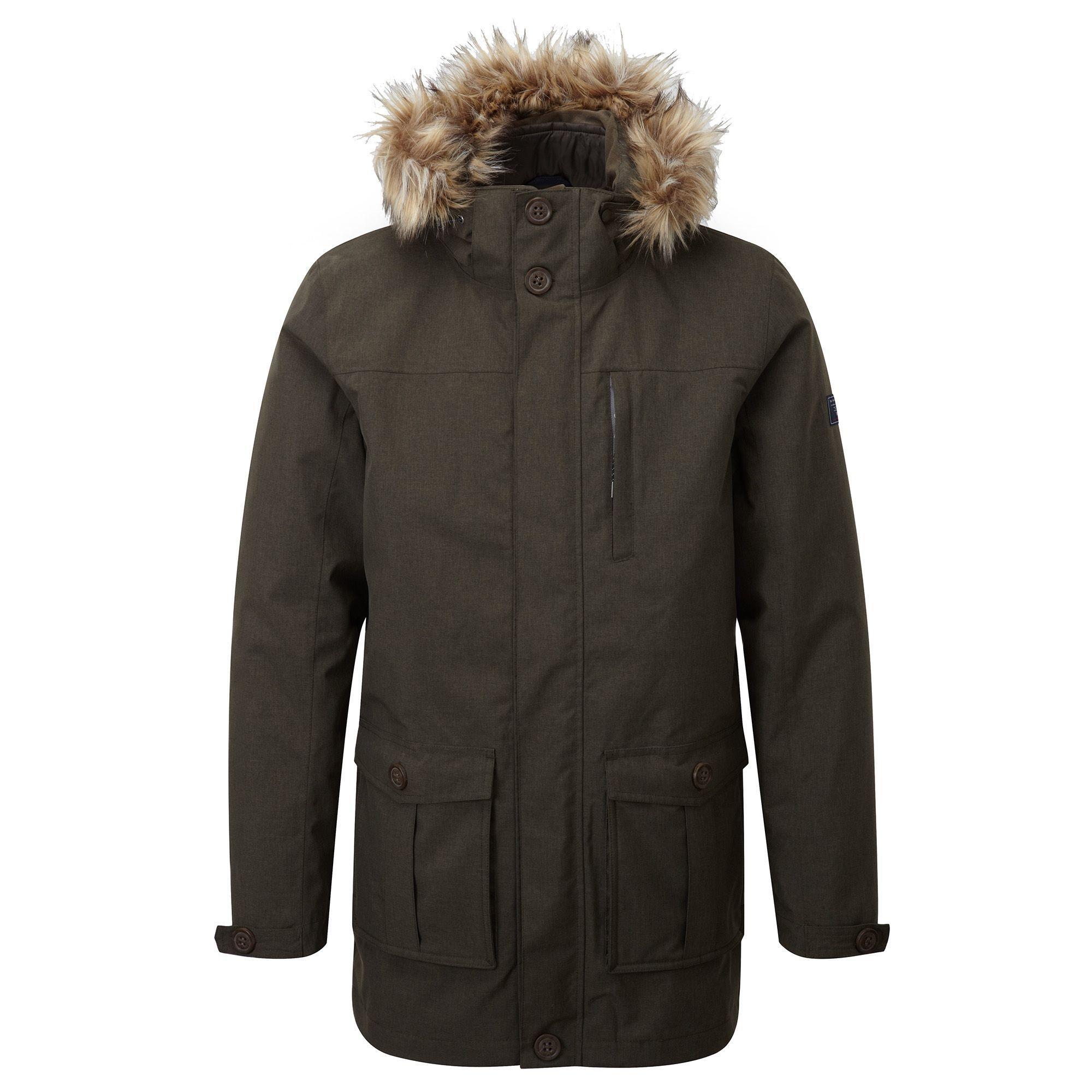 9ffb93becc6 Tog 24 Dark Olive Marl Kingston Milatex 3in1 Jacket in Green for Men ...