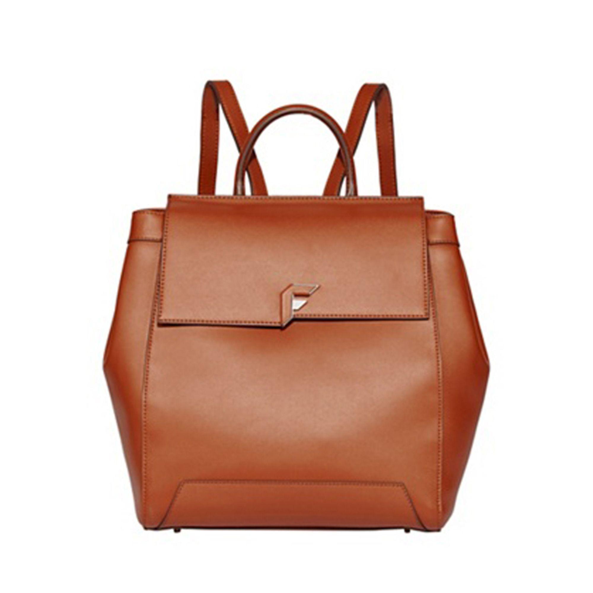 Fiorelli Tan Barrington Backpack in Brown - Lyst