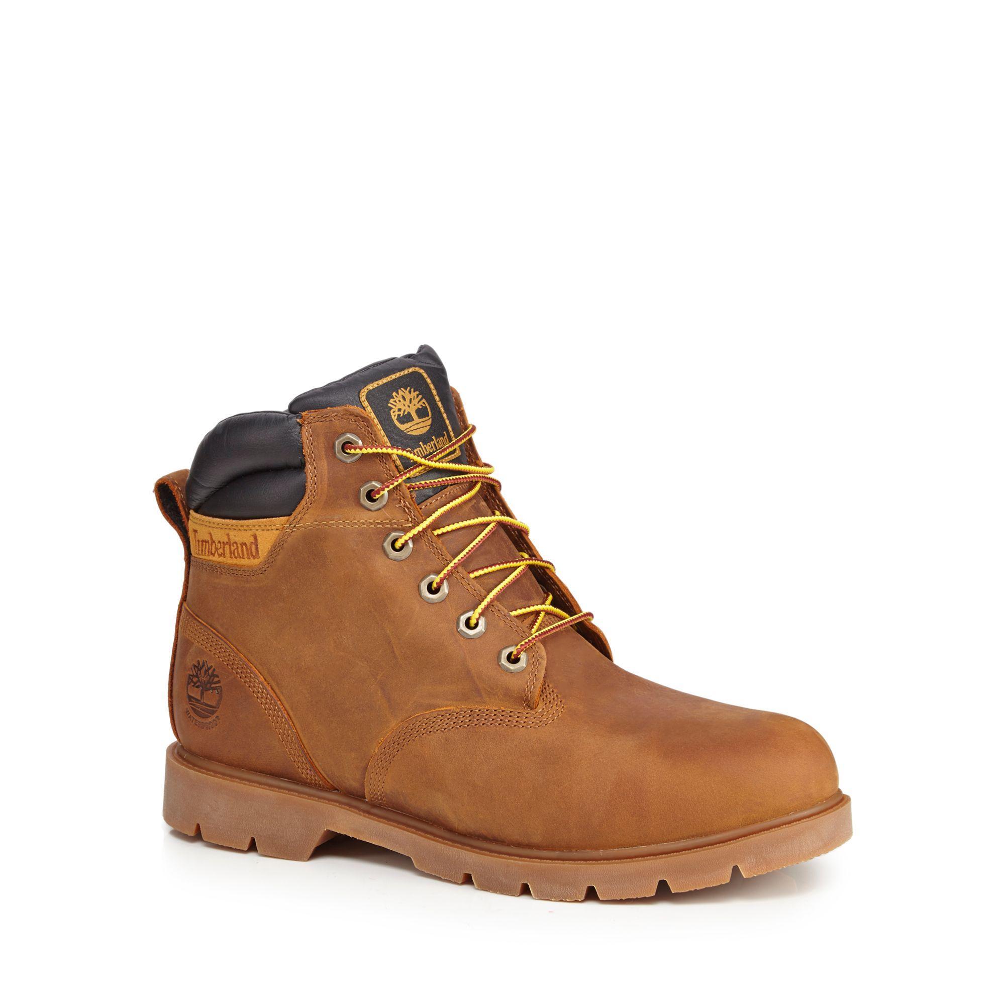 niska cena nowy autentyczny uważaj na Men's 'leavitt' Lace-up Boots