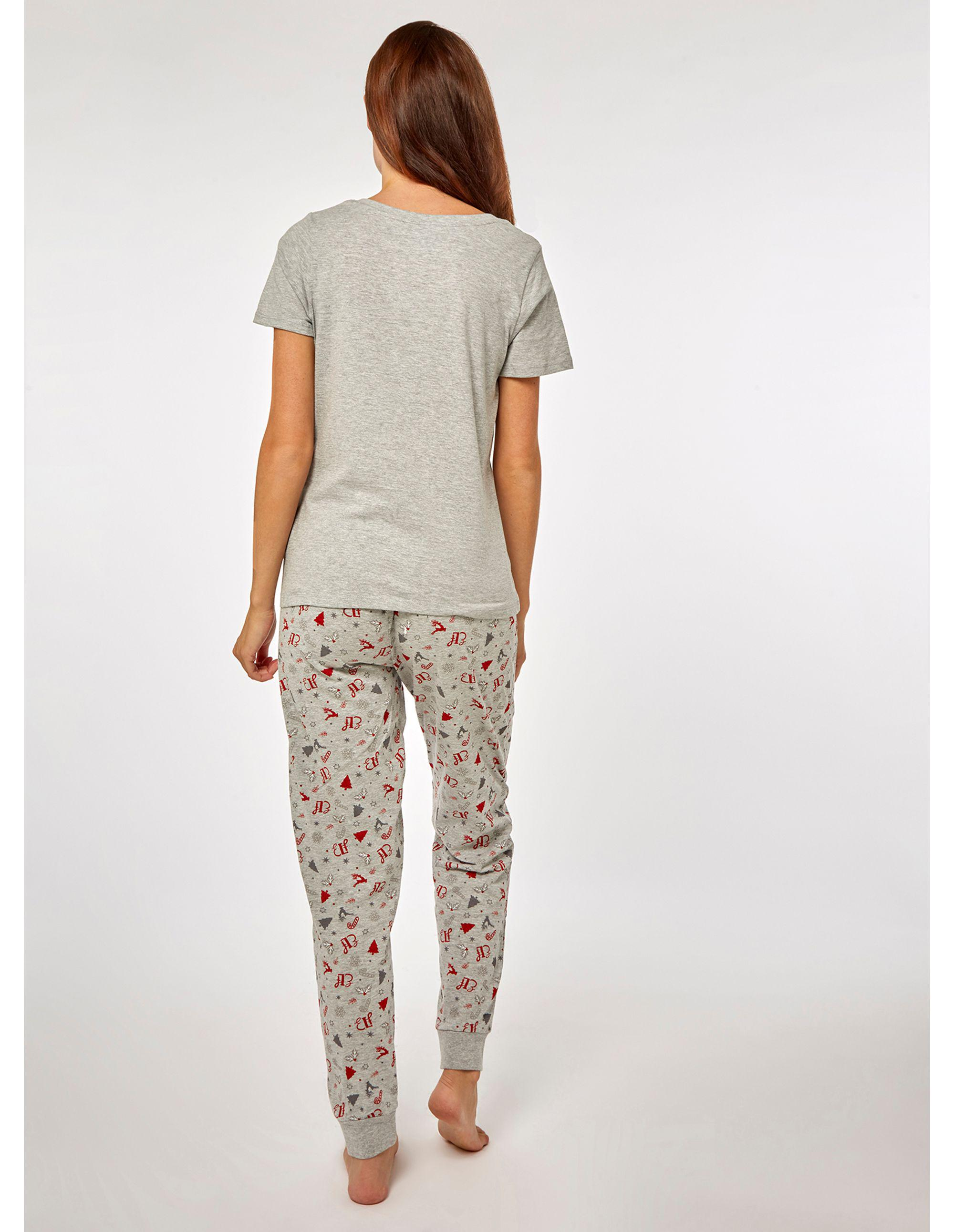 Dorothy Perkins Grey Elf Pyjamas in Gray - Save 47% - Lyst 30d51bfda