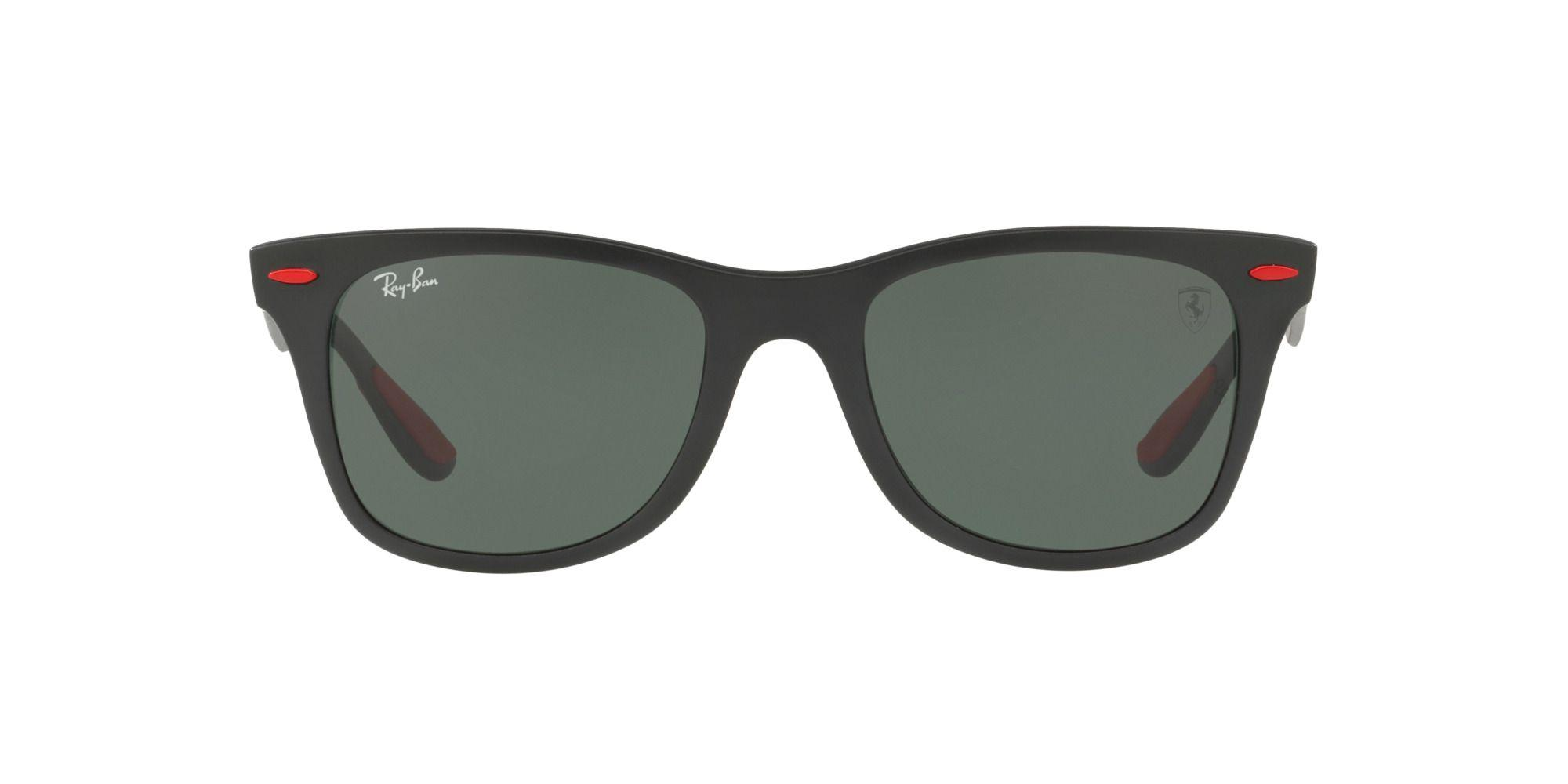 Ray-Ban Rb4195m Square Sunglasses in Black for Men