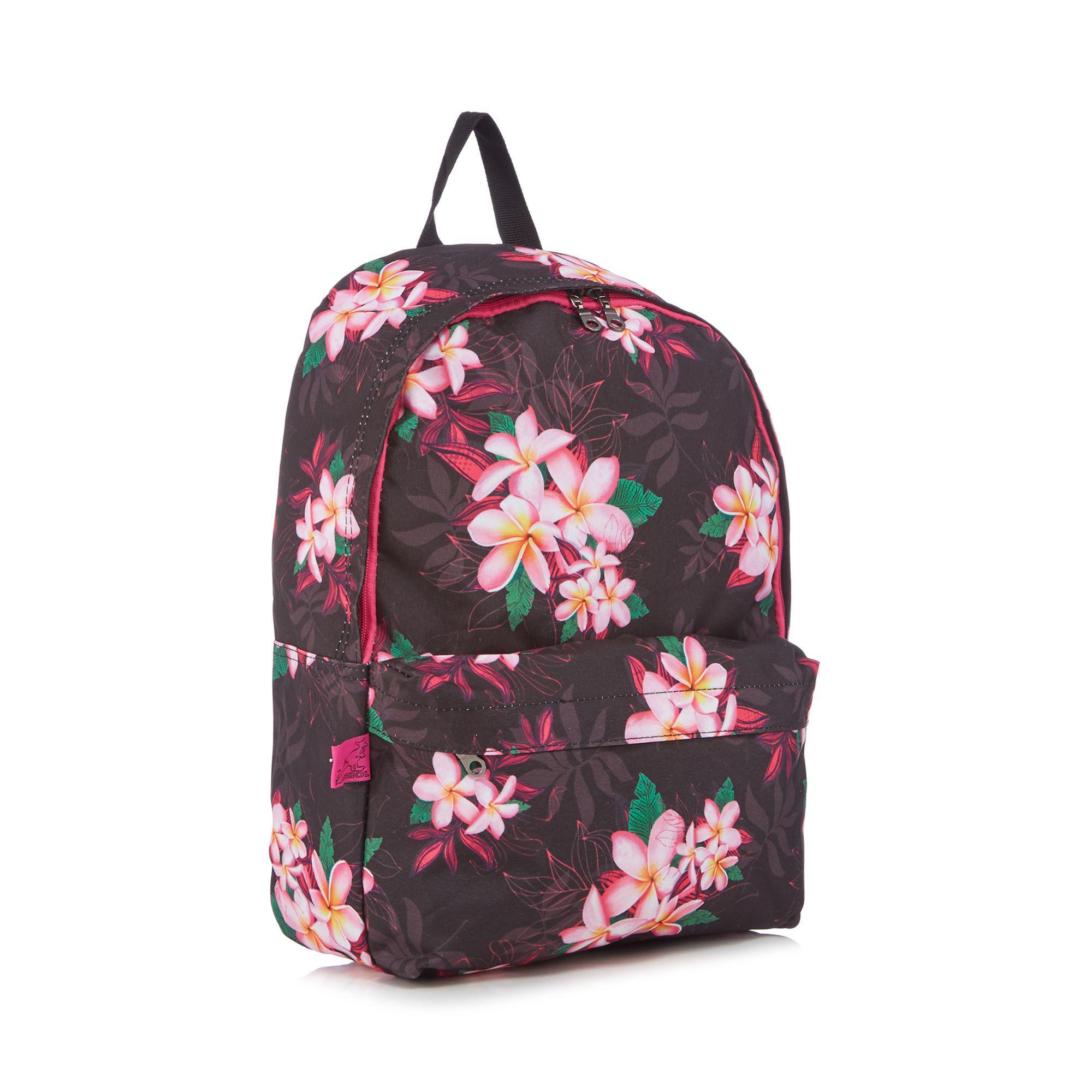 Kangol Multi-coloured Tropical Backpack