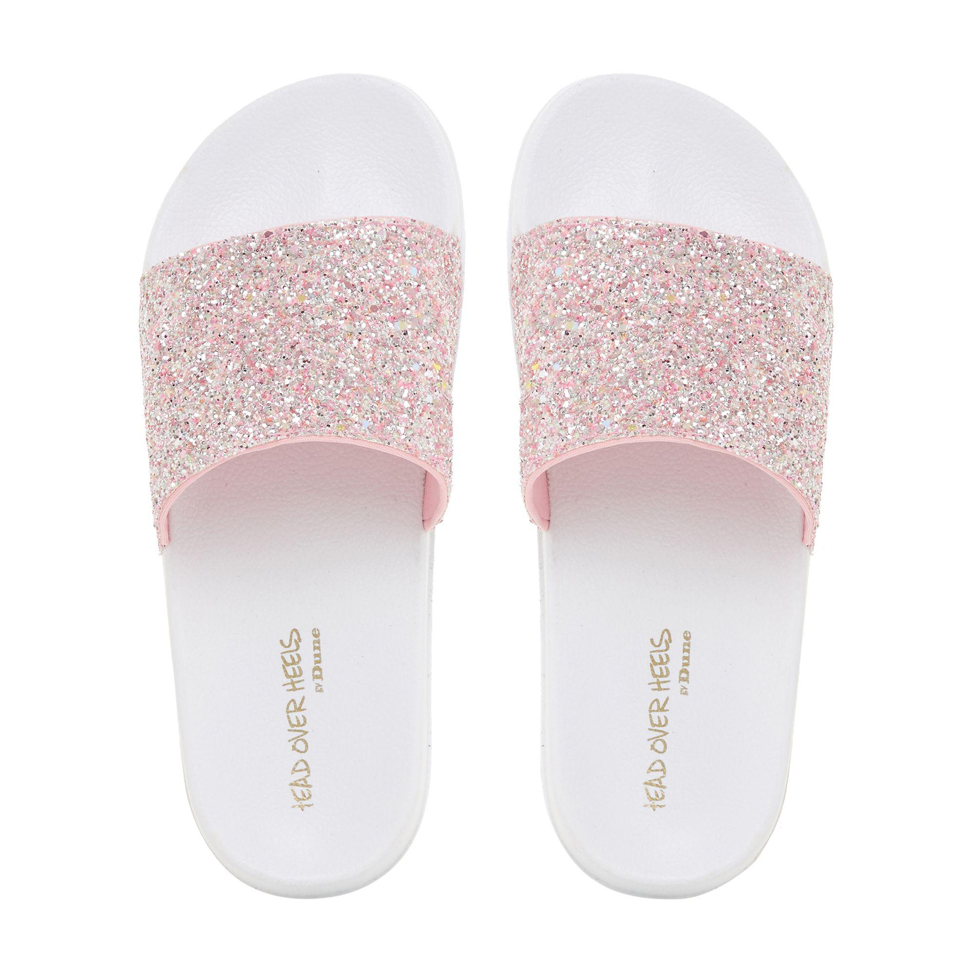 38dcc13a39b8 Dune White  leelo  Mule Sandals in White - Lyst