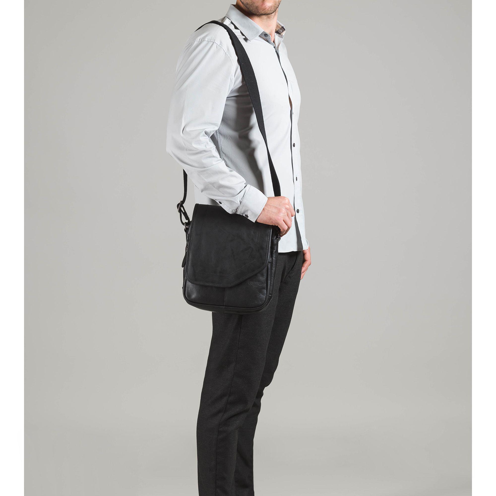 21a7d7085b Despatch Bag for Men - Lyst. View fullscreen  newest 2deed 85d2c Conkca  London Vintage ...