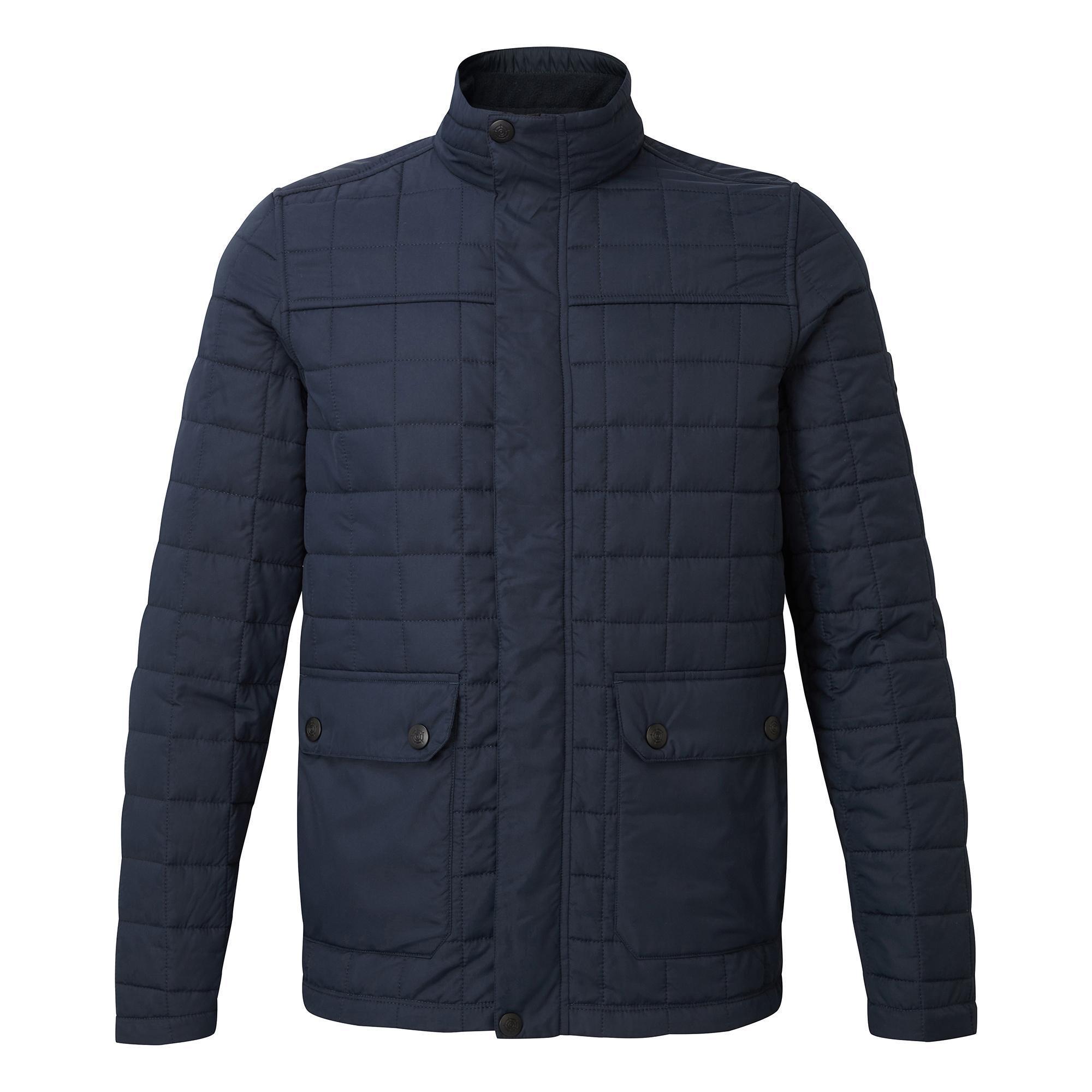 Tog 24 Dearne Tcz Thermal Jacket in Navy (Blue) for Men