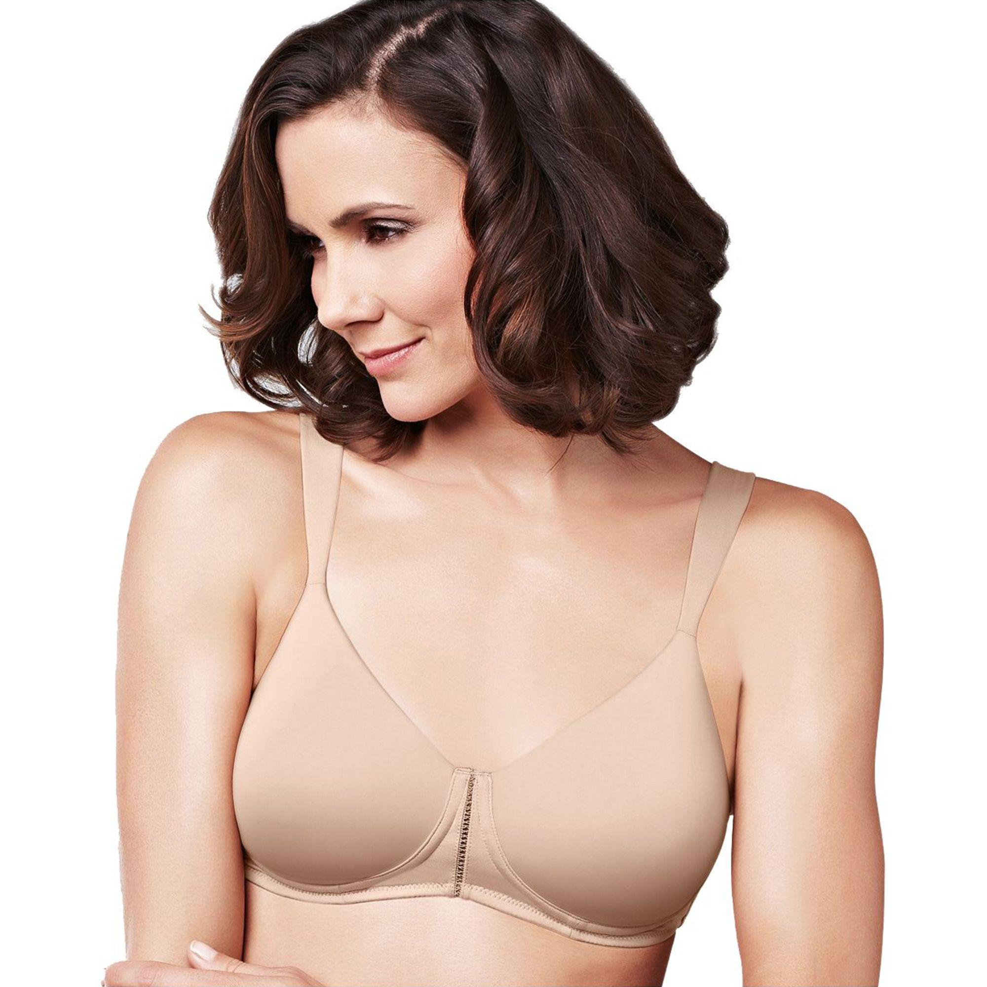 00aa8eae00 Amoena Natural  lara Comfort  Non-wired Non-padded Mastectomy Bra in ...