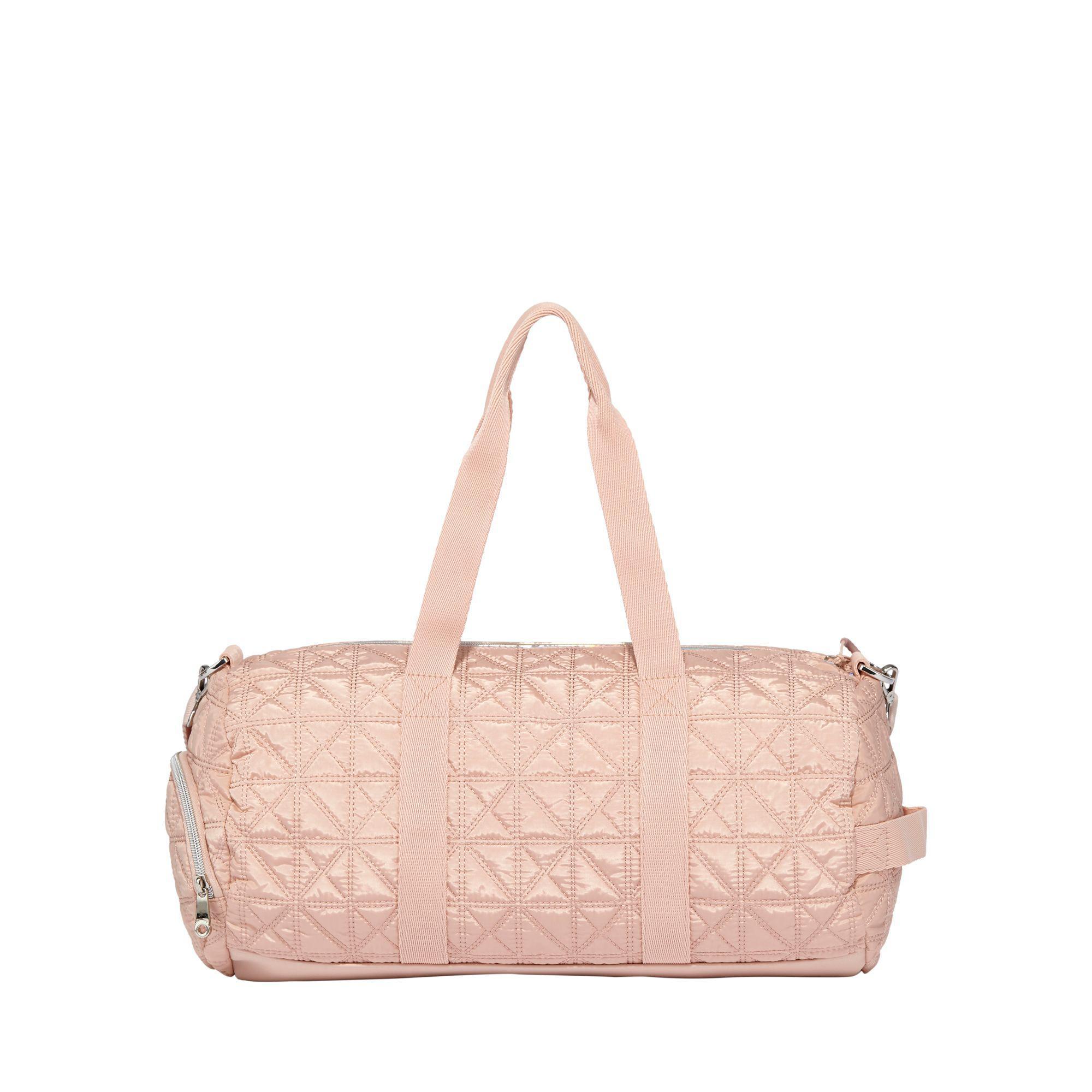 0a34ab482e Fiorelli Pink Sport Flash Duffle Bag in Pink - Lyst