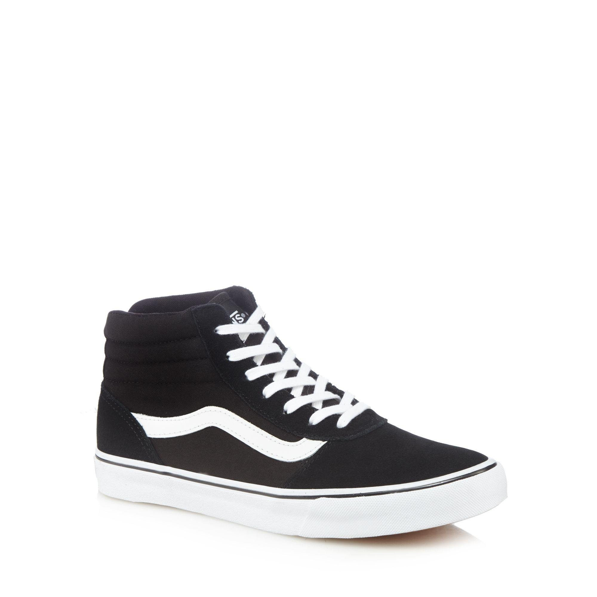 Inexpensive sale online Black 'Maddie' high-top trainers buy cheap 2014 clearance low cost outlet footlocker finishline outlet in China KR5UnoLH