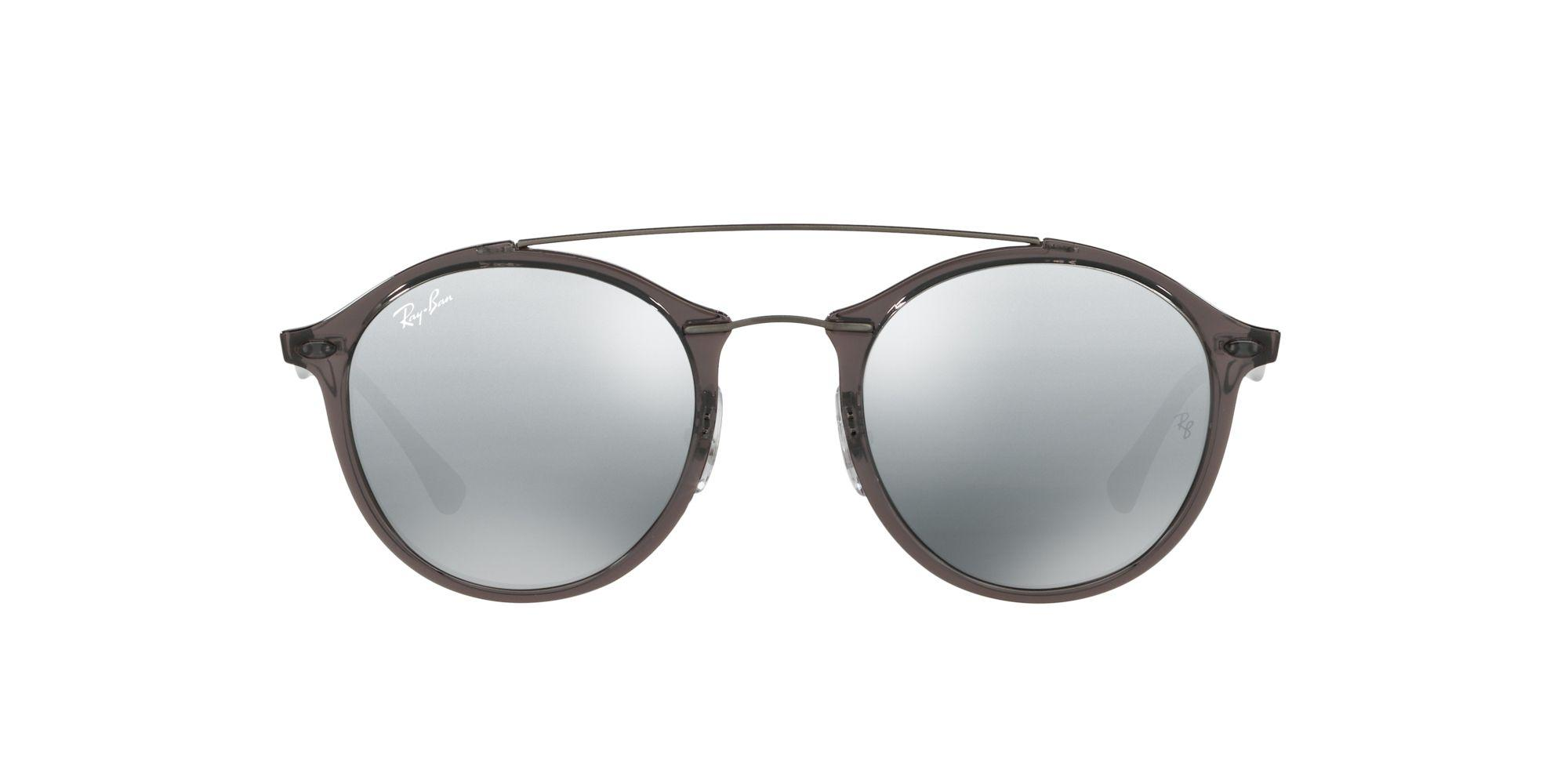 Ray-Ban Rb4266 Round Sunglasses in Grey (Grey) for Men