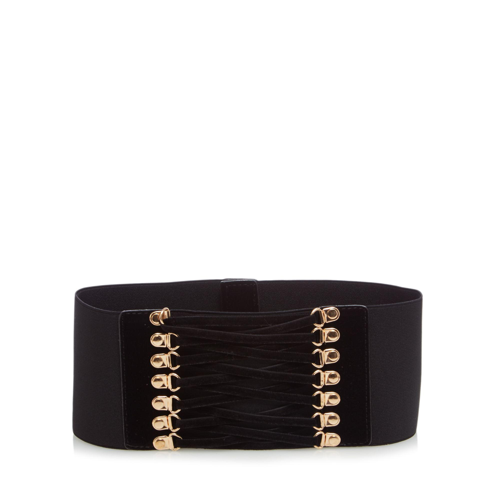 Rosana elasticated belt - Black Cecilia Prado lsoQ1pCm