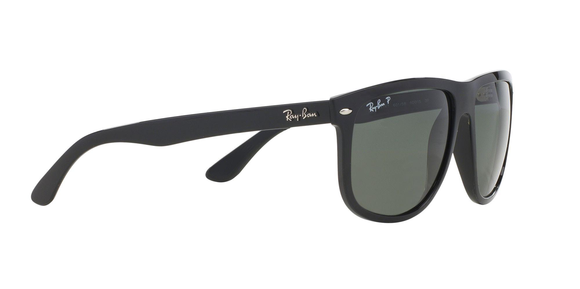 Ray-Ban Black Rb4147 Square Sunglasses in Green for Men