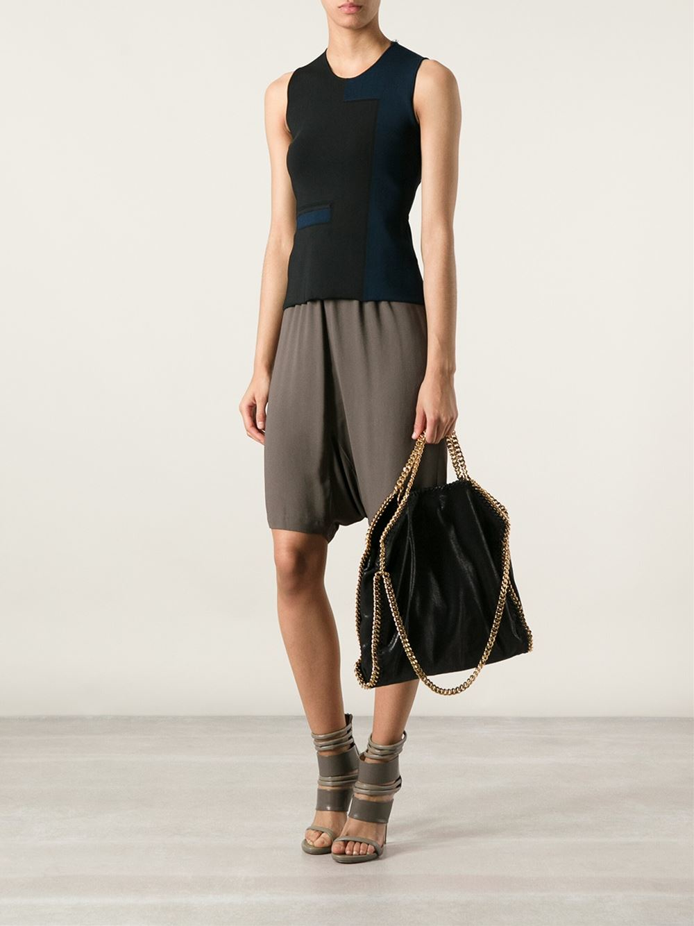Falabella 3 Chain Bag Stella McCartney Cheap Sale Clearance Outlet Locations OjyfpMKrI