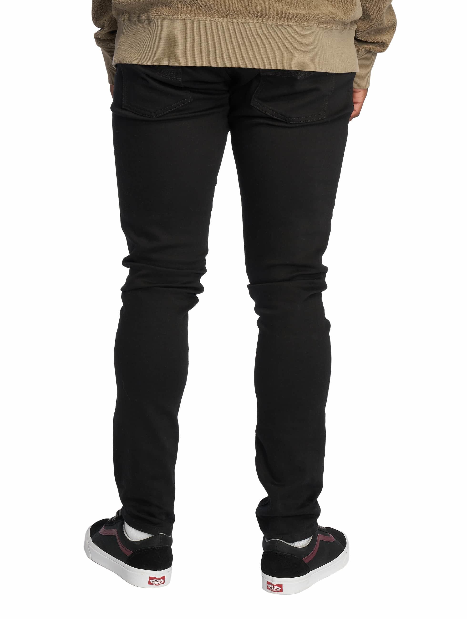 Nudie Jeans Denim Männer Skinny Jeans Tight in Schwarz für Herren gZi5L