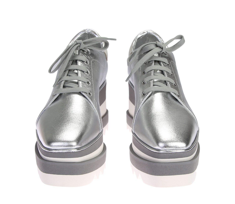Stella McCartney Faux Leather Sneakers