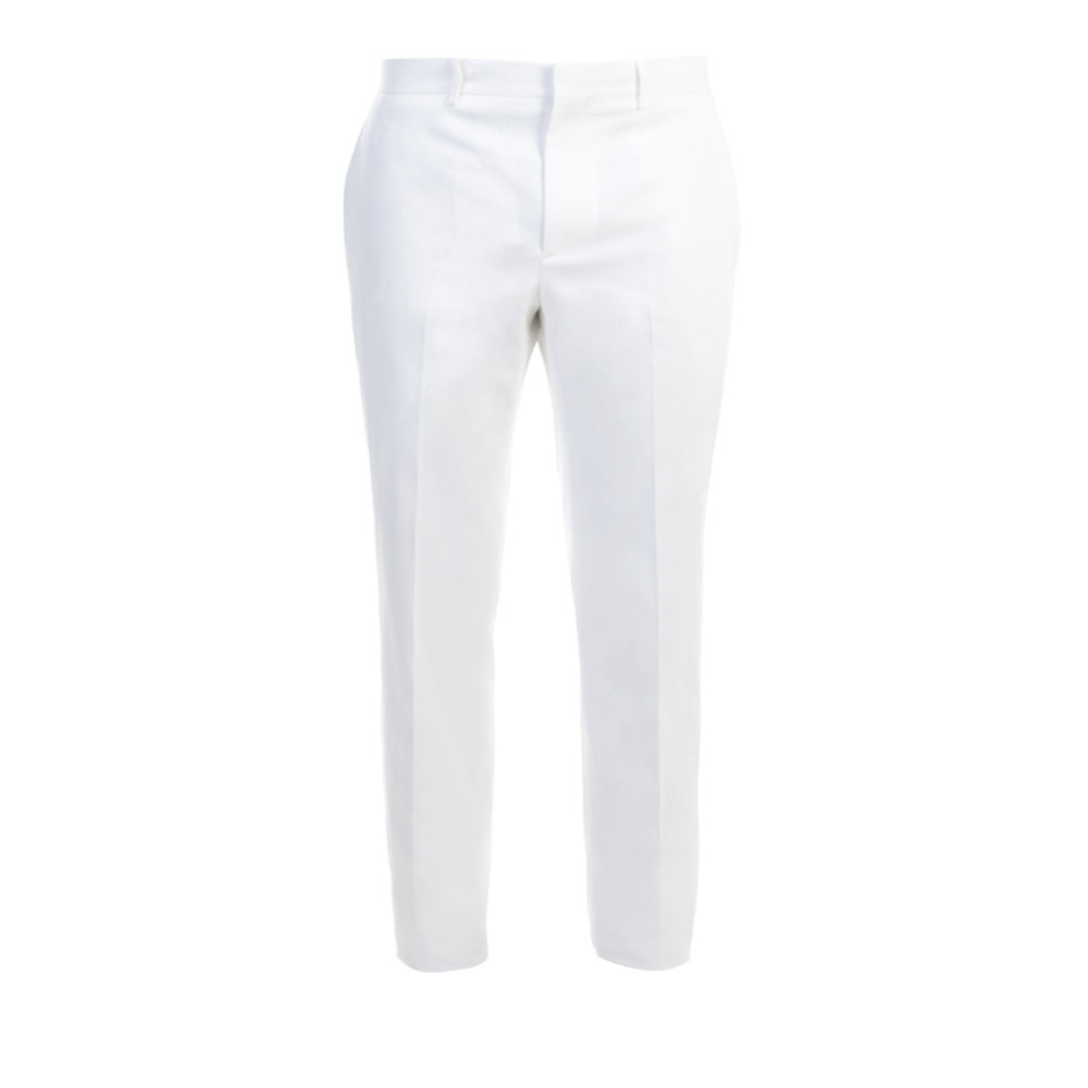 Best selling White Mens Cotton Pants at a glance: items from 13 stores at Stylight up to −70% brands» Browse now!