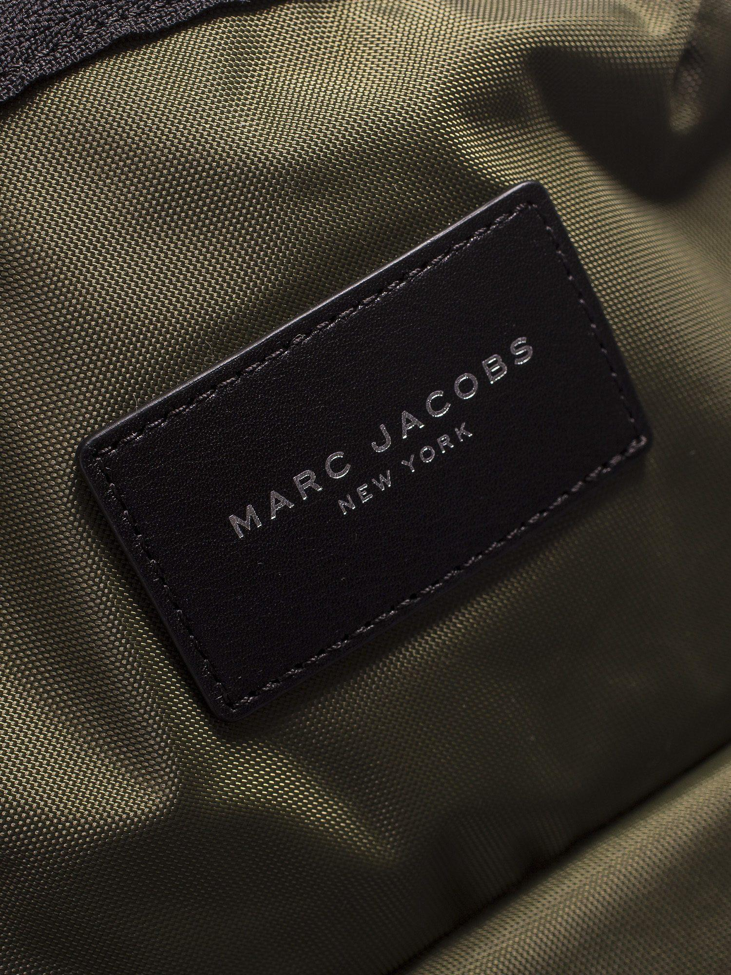 Marc Jacobs Synthetic Military Green Nylon Backpack